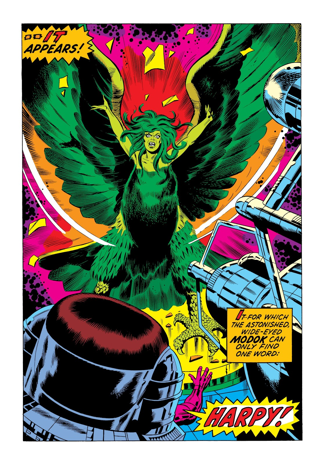 Read online Marvel Masterworks: The Incredible Hulk comic -  Issue # TPB 9 (Part 3) - 49