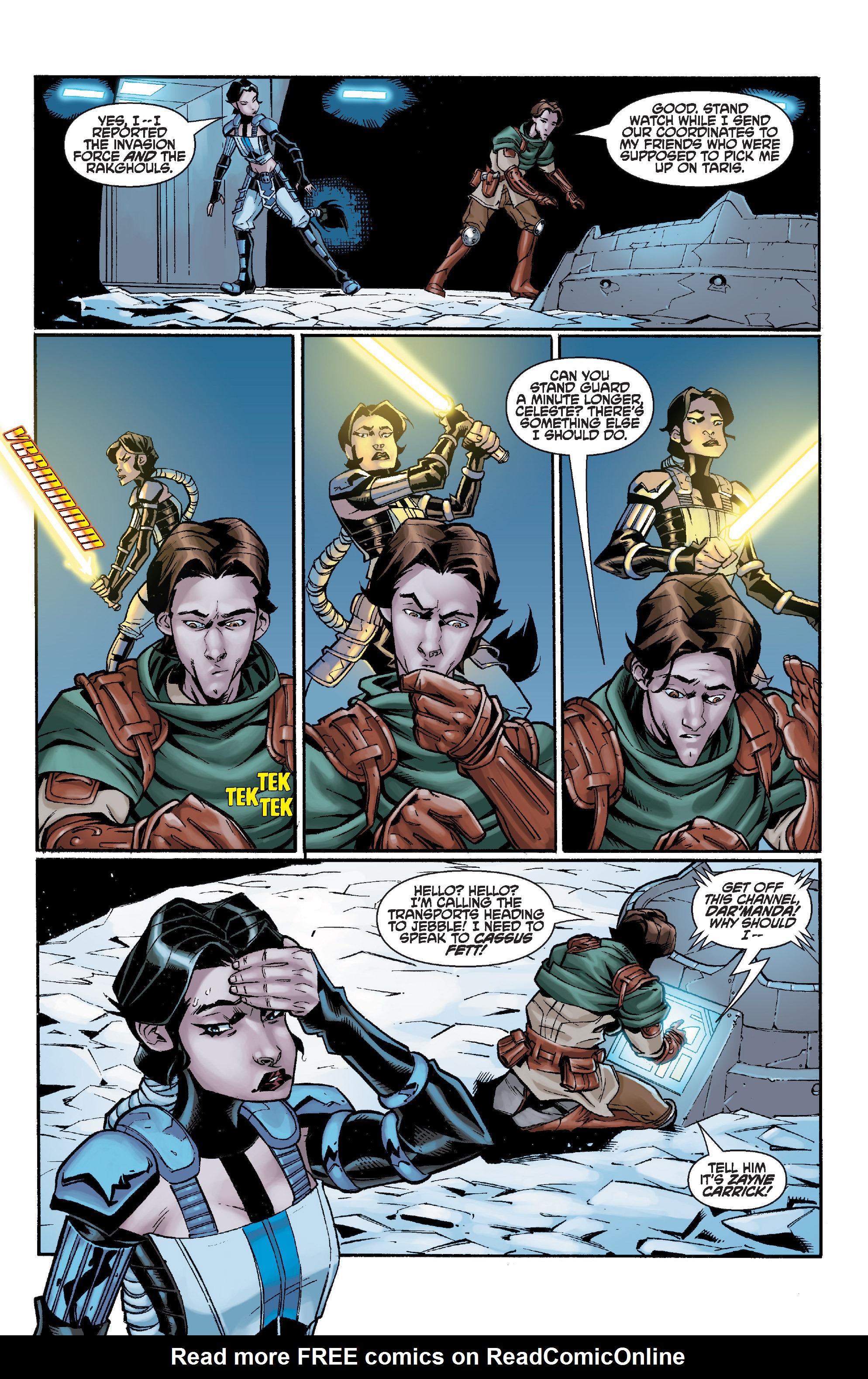 Read online Star Wars Omnibus comic -  Issue # Vol. 32 - 199