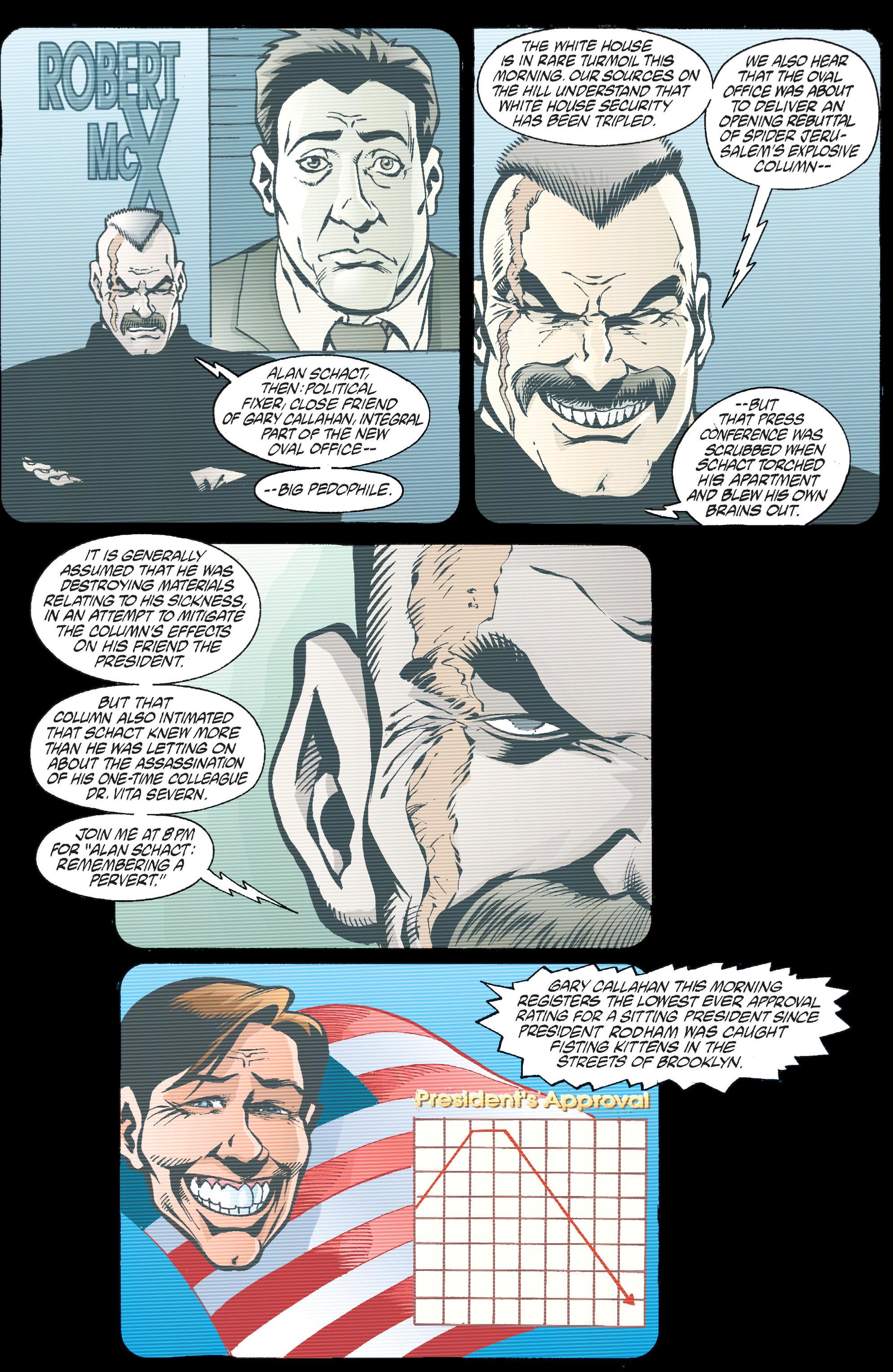Read online Transmetropolitan comic -  Issue #36 - 8