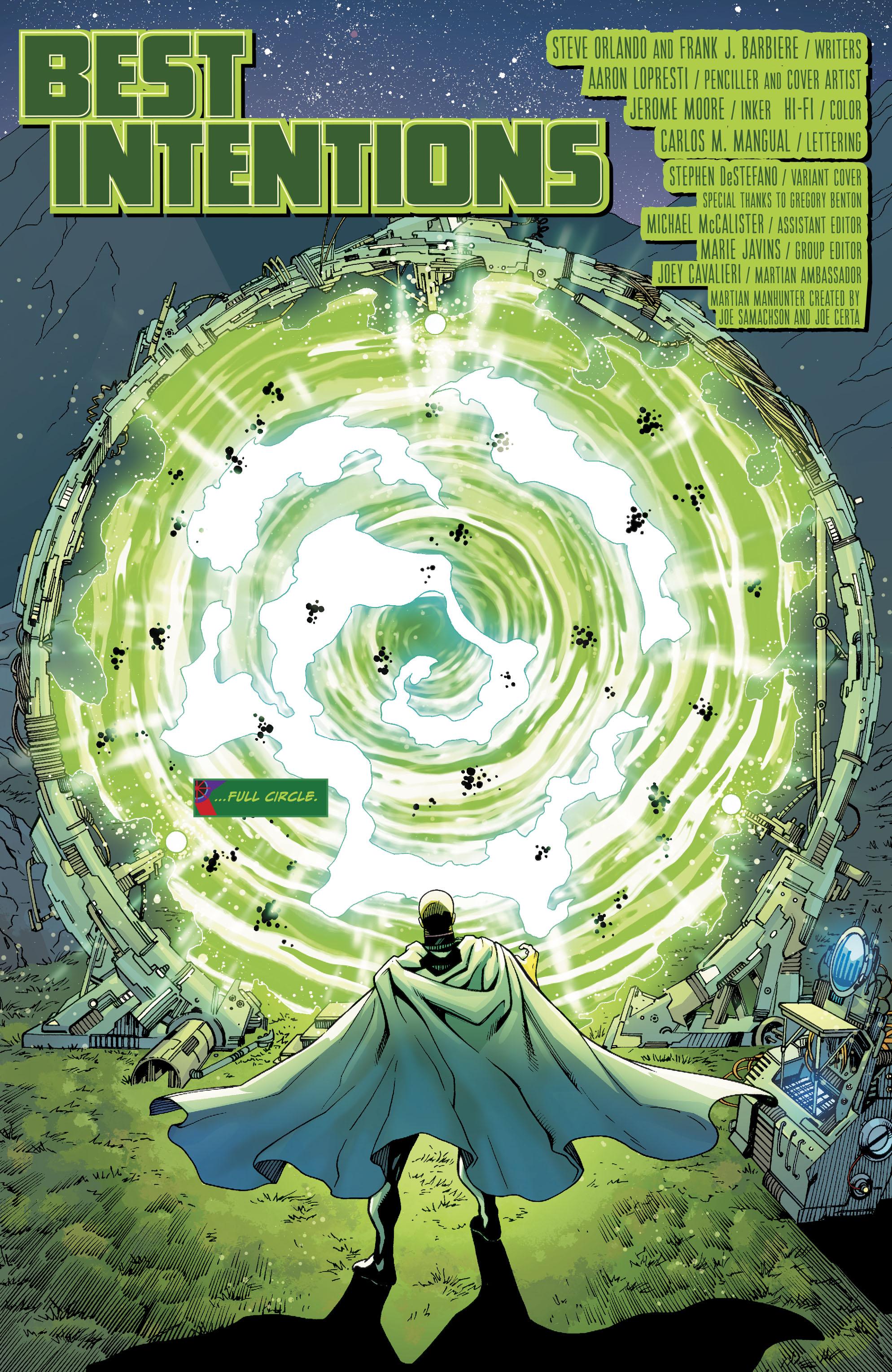 Read online Martian Manhunter/Marvin the Martian Special comic -  Issue # Full - 5