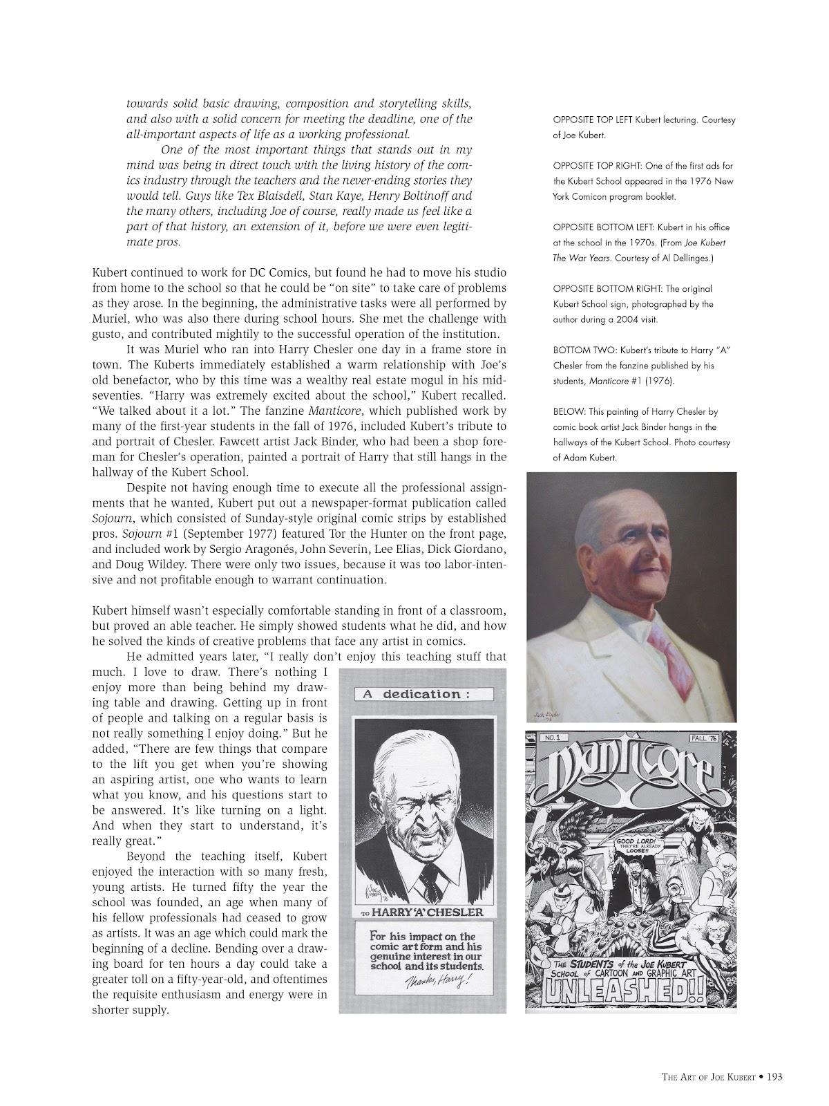 Read online The Art of Joe Kubert comic -  Issue # TPB (Part 2) - 93