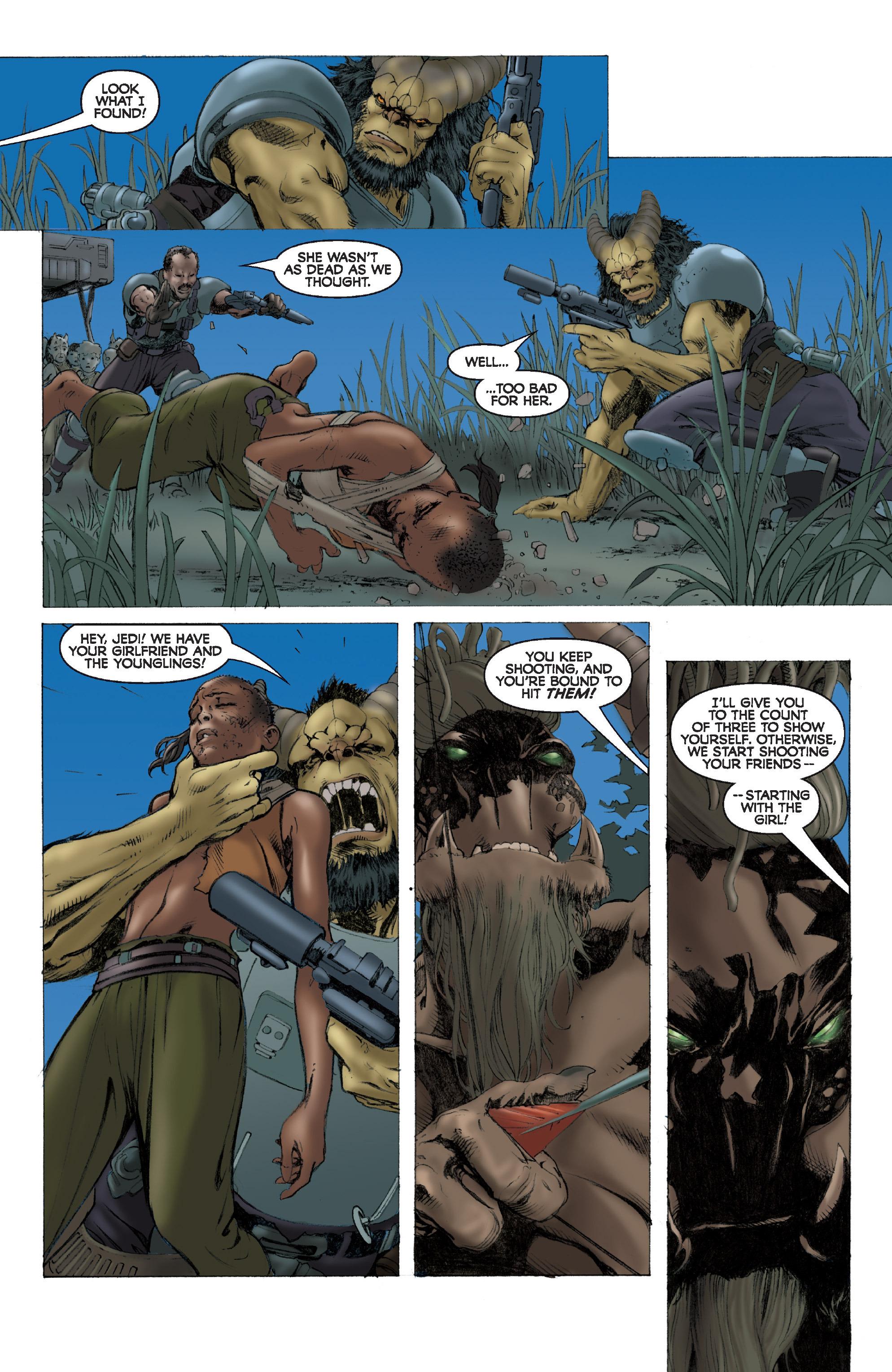 Read online Star Wars Omnibus comic -  Issue # Vol. 31 - 275