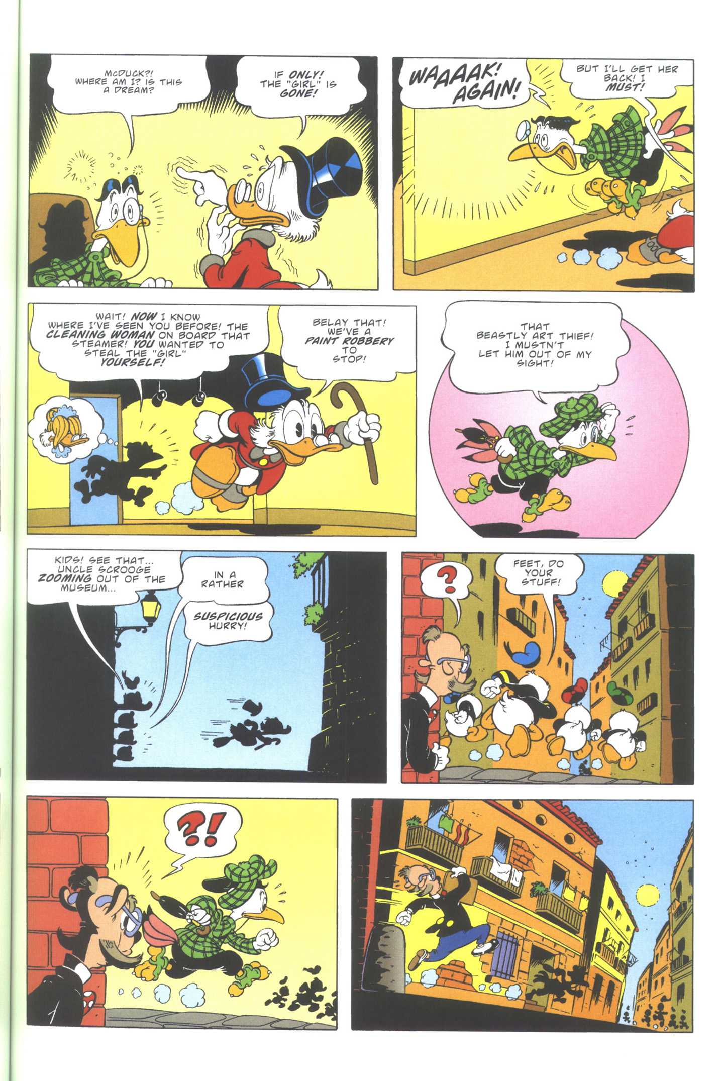 Read online Uncle Scrooge (1953) comic -  Issue #353 - 23