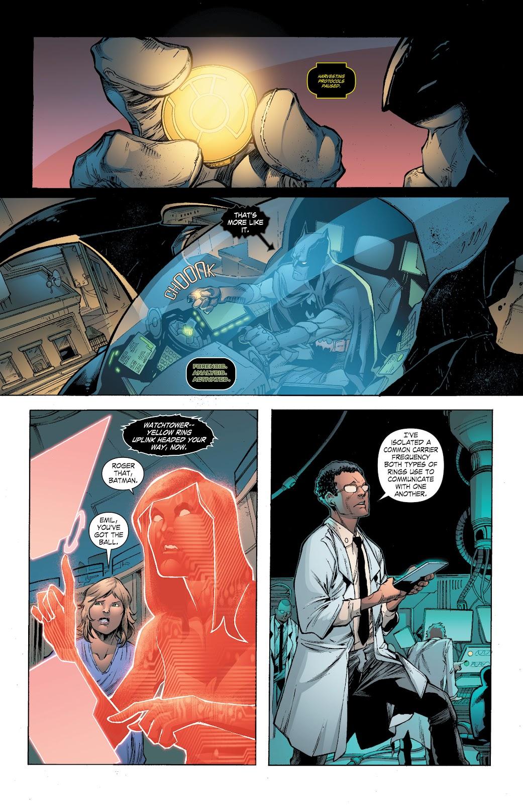 Read online Smallville Season 11 [II] comic -  Issue # TPB 7 - 118