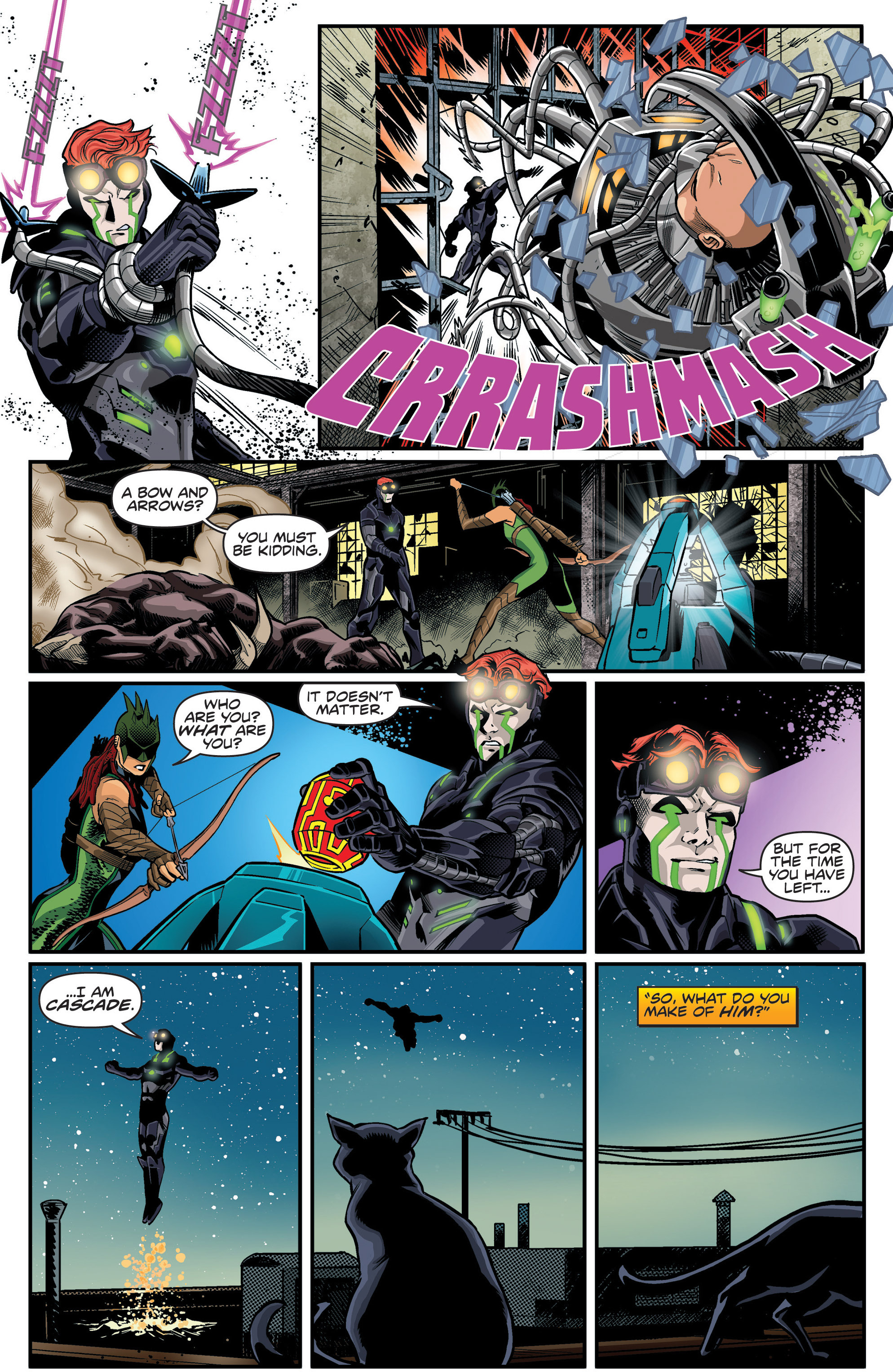 Actionverse 5 Page 9