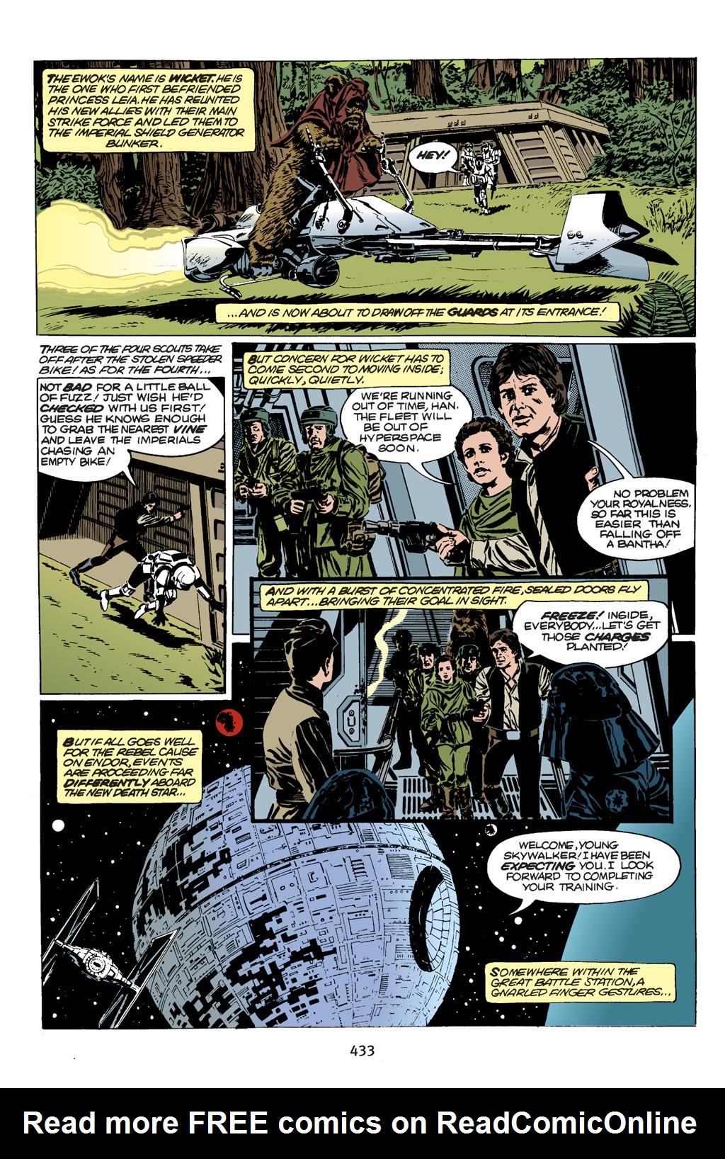 Read online Star Wars Omnibus comic -  Issue # Vol. 18.5 - 150