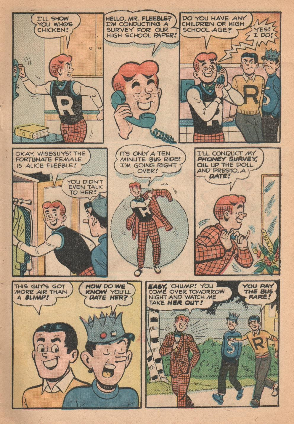 Archie Comics issue 098 - Page 13