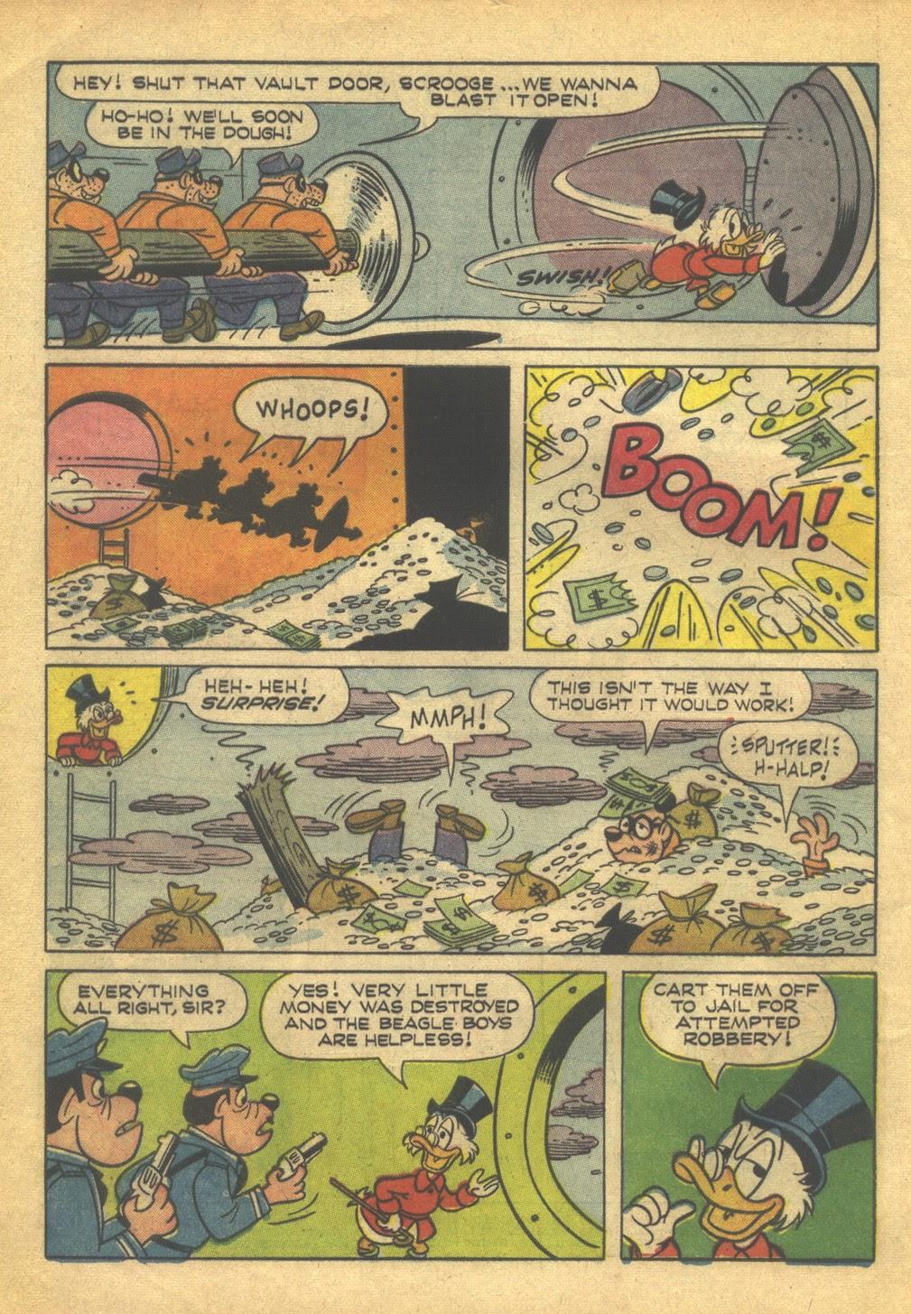 Walt Disney THE BEAGLE BOYS issue 7 - Page 4