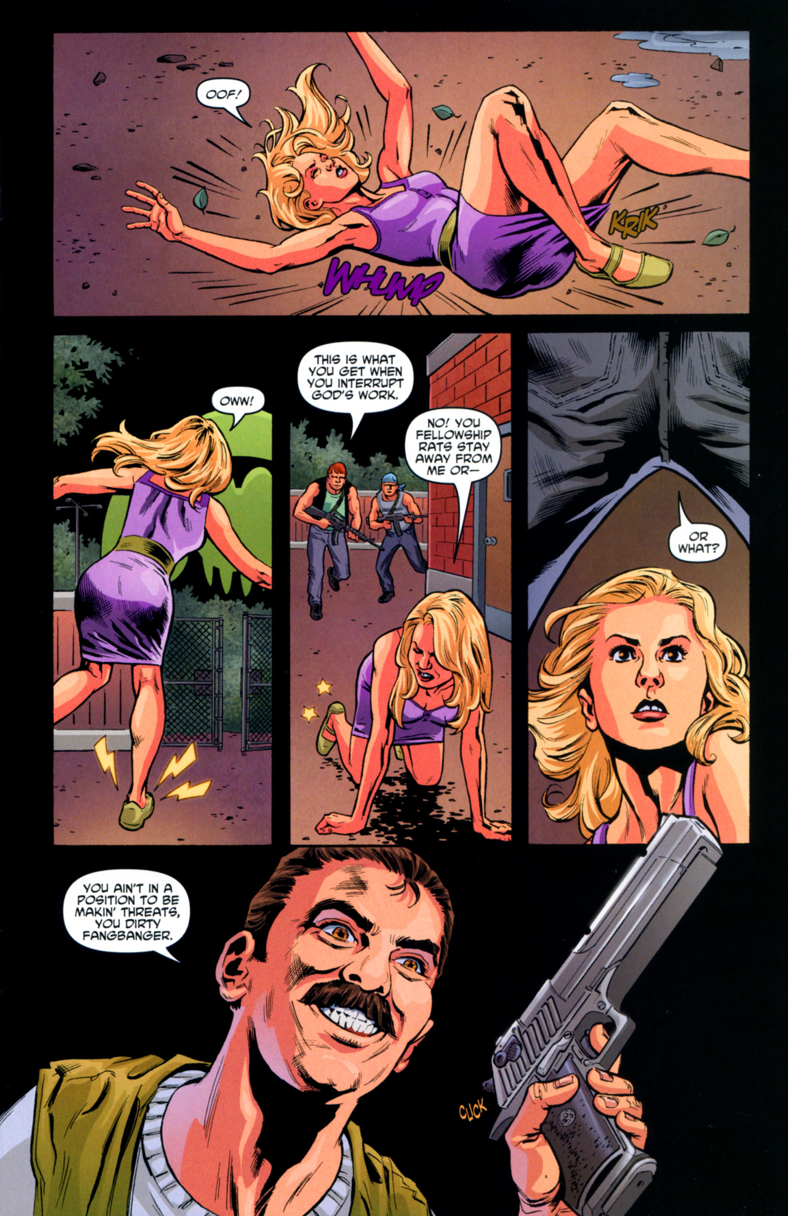 Read online True Blood: Tainted Love comic -  Issue #6 - 5