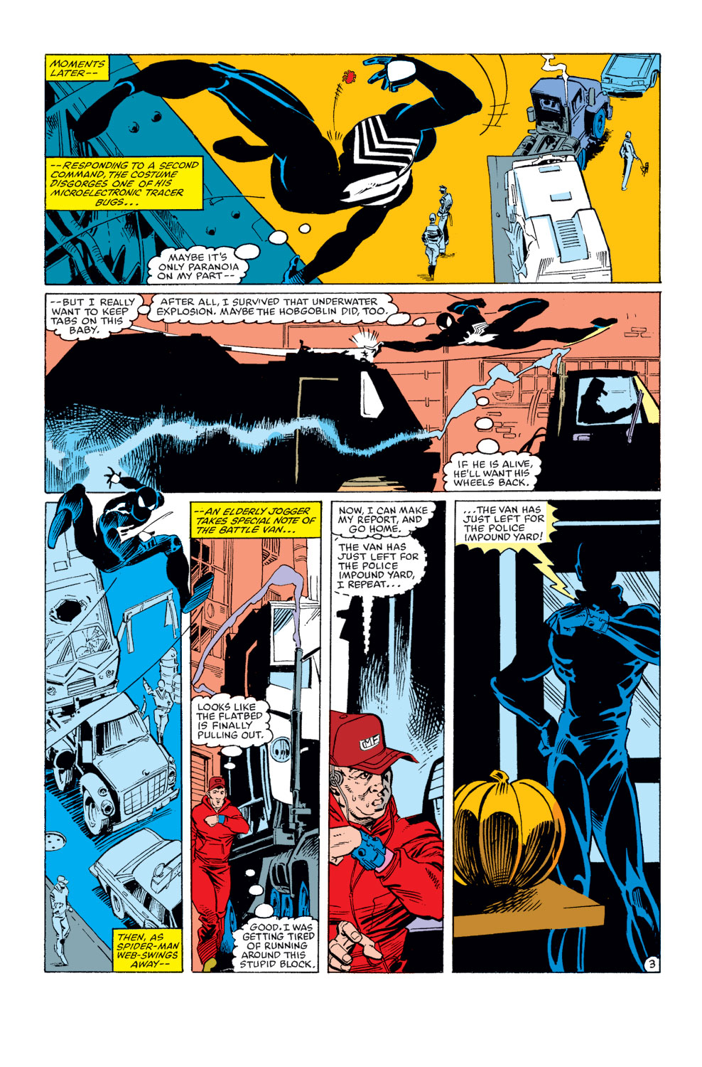 The Amazing Spider-Man (1963) 254 Page 3