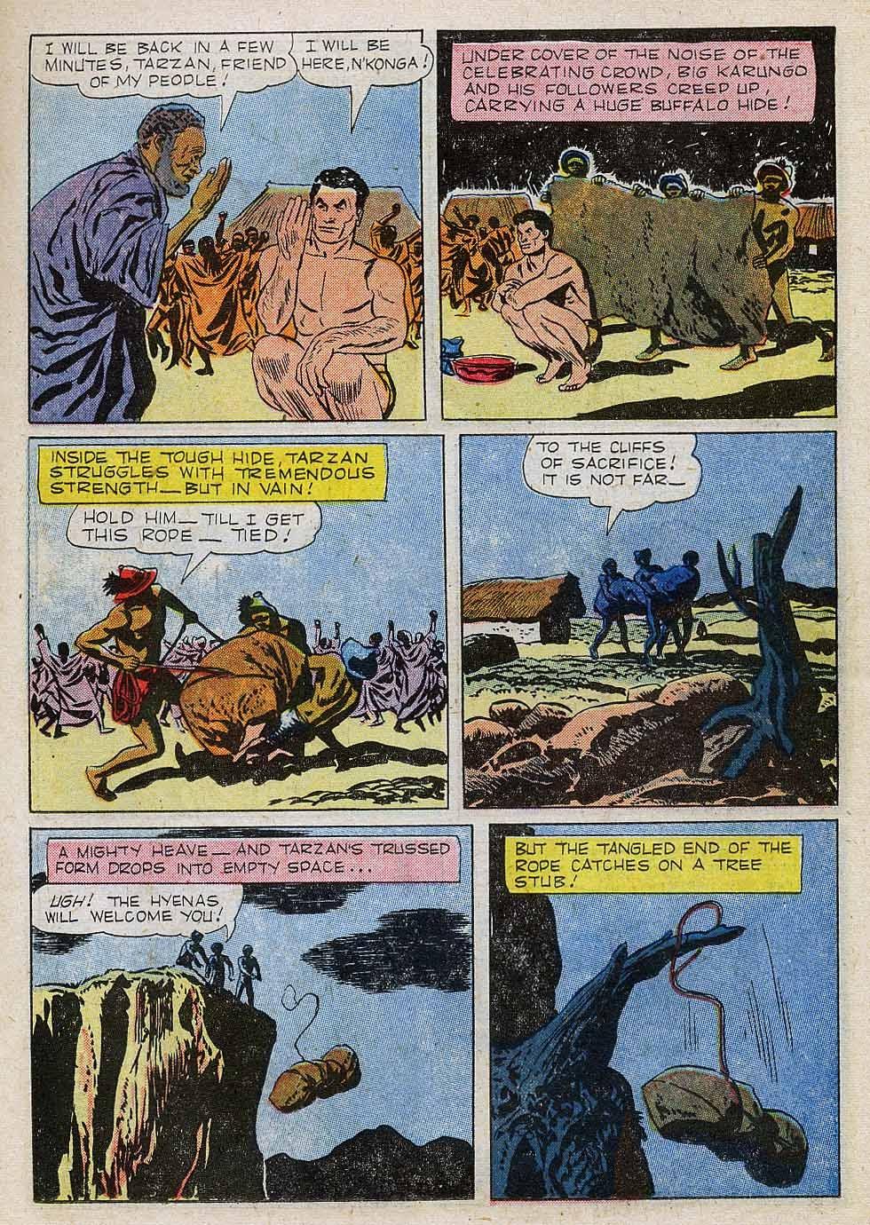 Tarzan (1948) issue 101 - Page 15