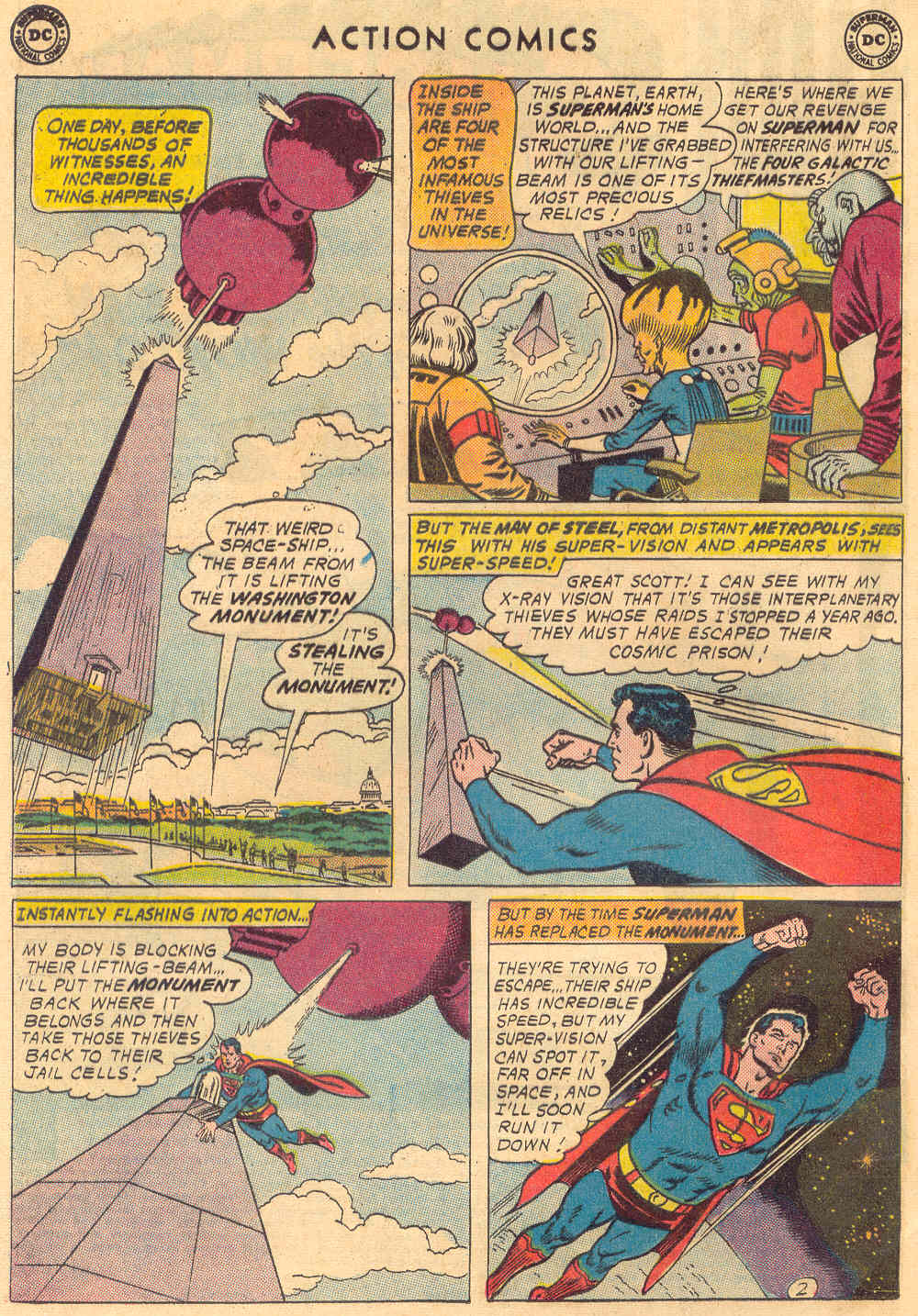 Read online Action Comics (1938) comic -  Issue #321 - 4