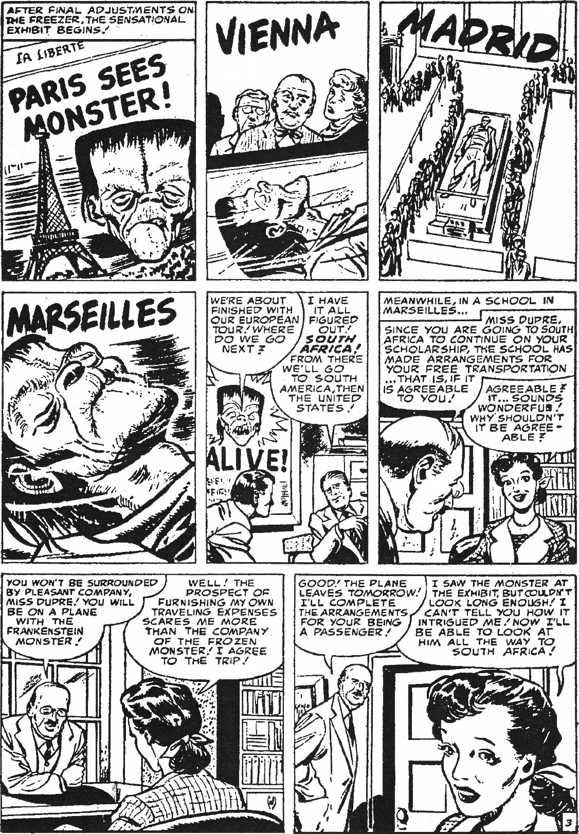 Read online Men of Mystery Comics comic -  Issue #63 - 15