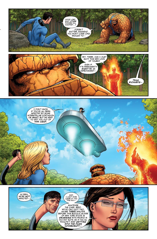 Read online Fantastic Four: Season One comic -  Issue # TPB - 28