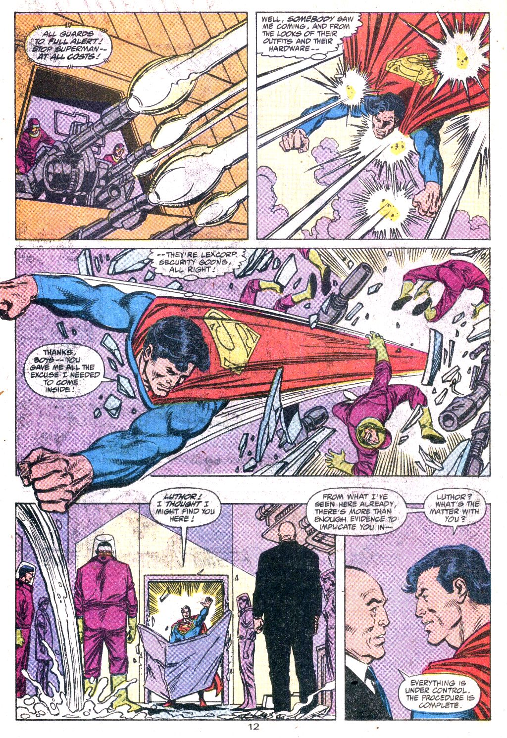 Read online Action Comics (1938) comic -  Issue #649 - 13
