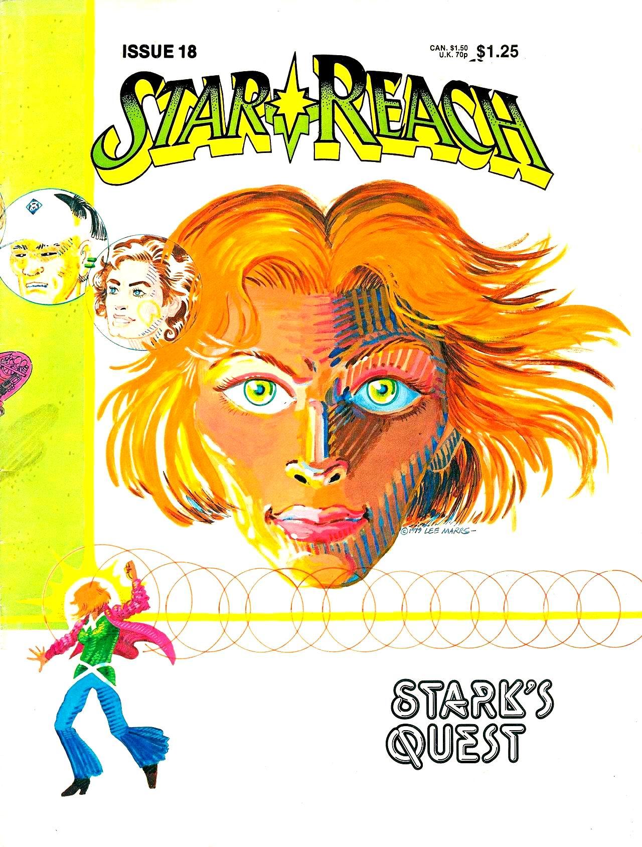 Read online Star*Reach comic -  Issue #18 - 2