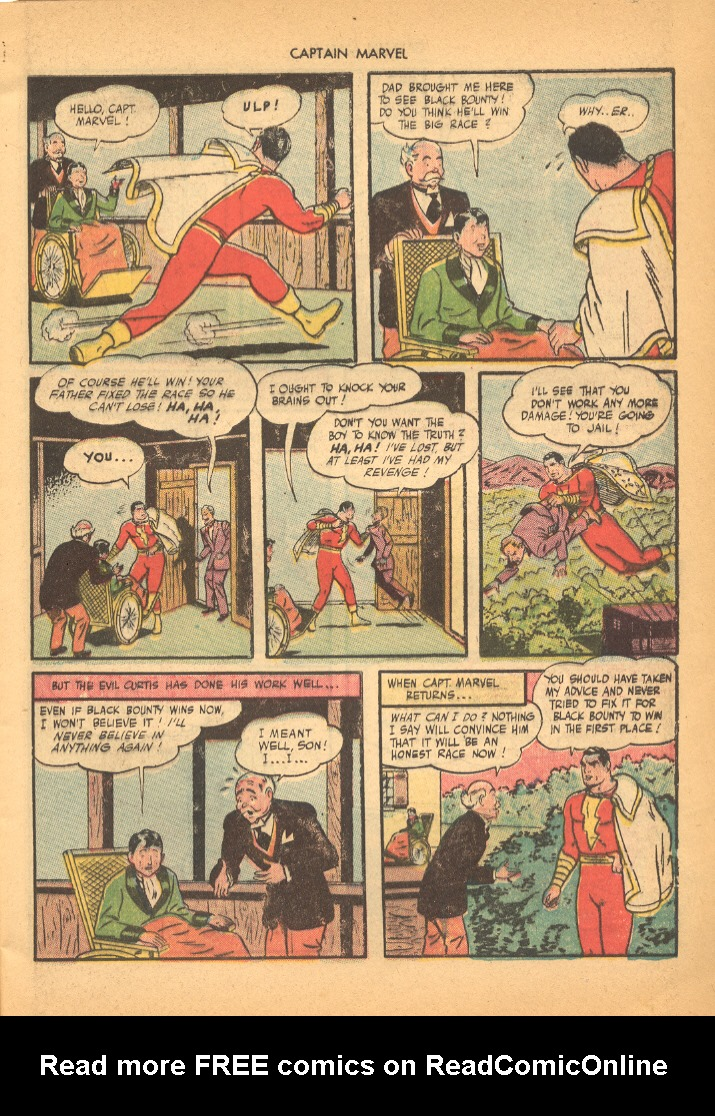 Captain Marvel Adventures issue 62 - Page 9
