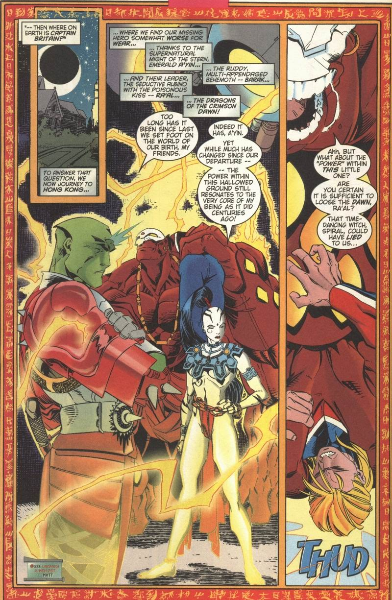 Excalibur (1988) issue 109 - Page 11