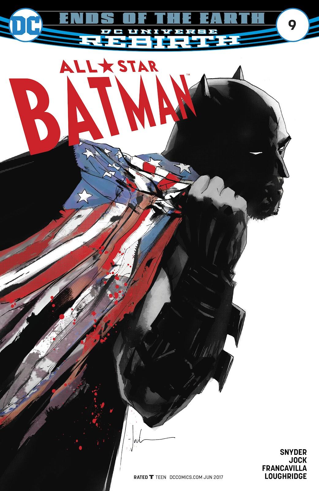 All-Star Batman 9 Page 1