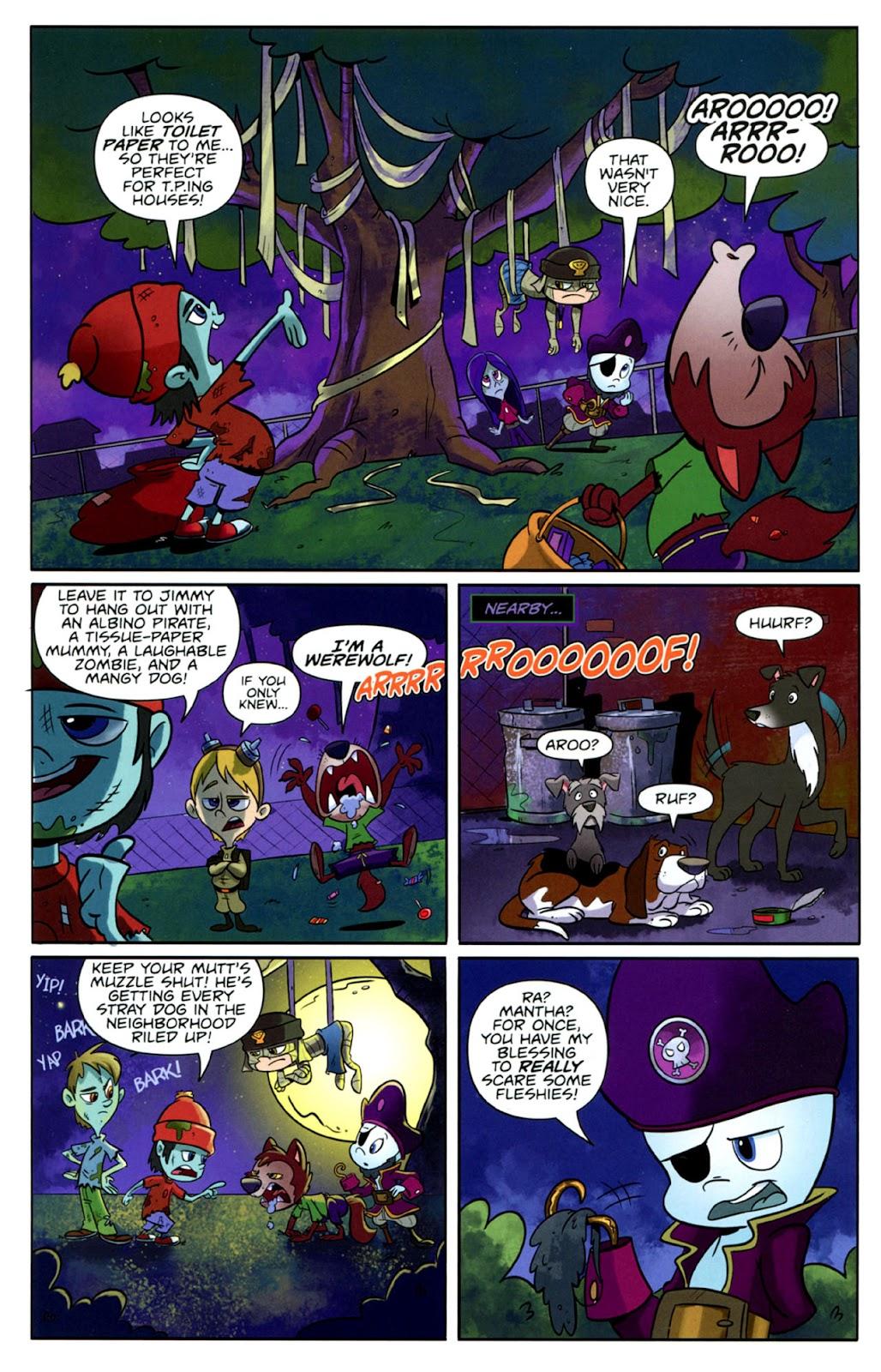 Read online Casper's Scare School comic -  Issue #1 - 11