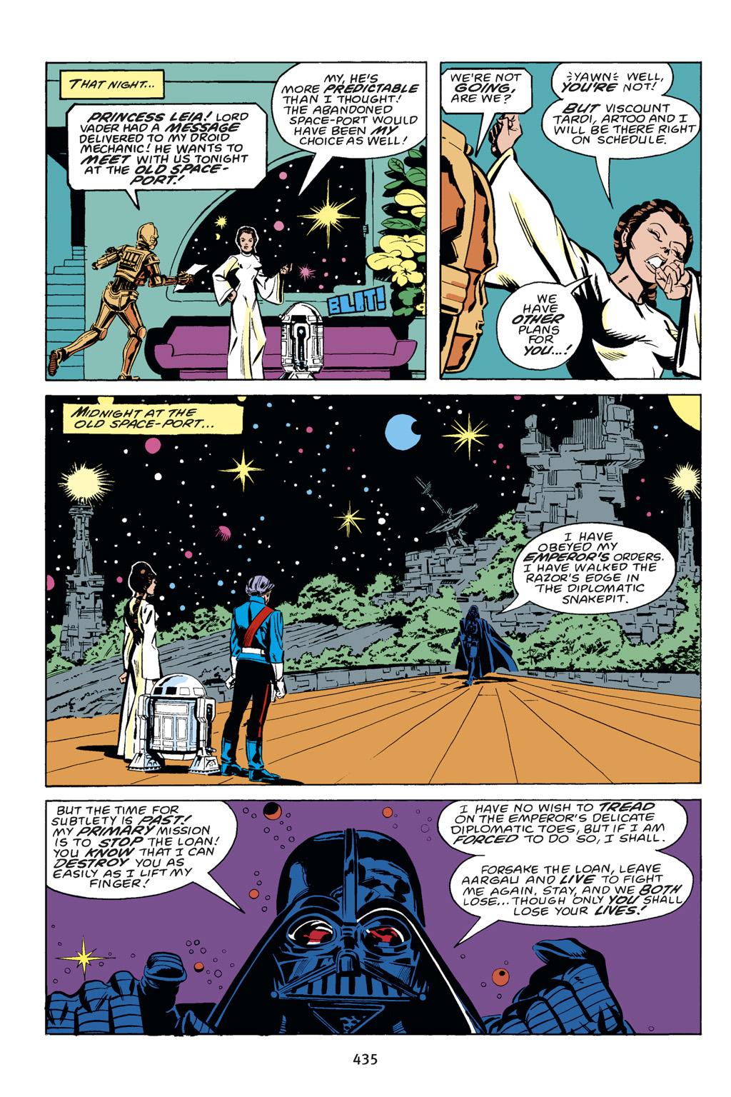 Read online Star Wars Omnibus comic -  Issue # Vol. 14 - 429