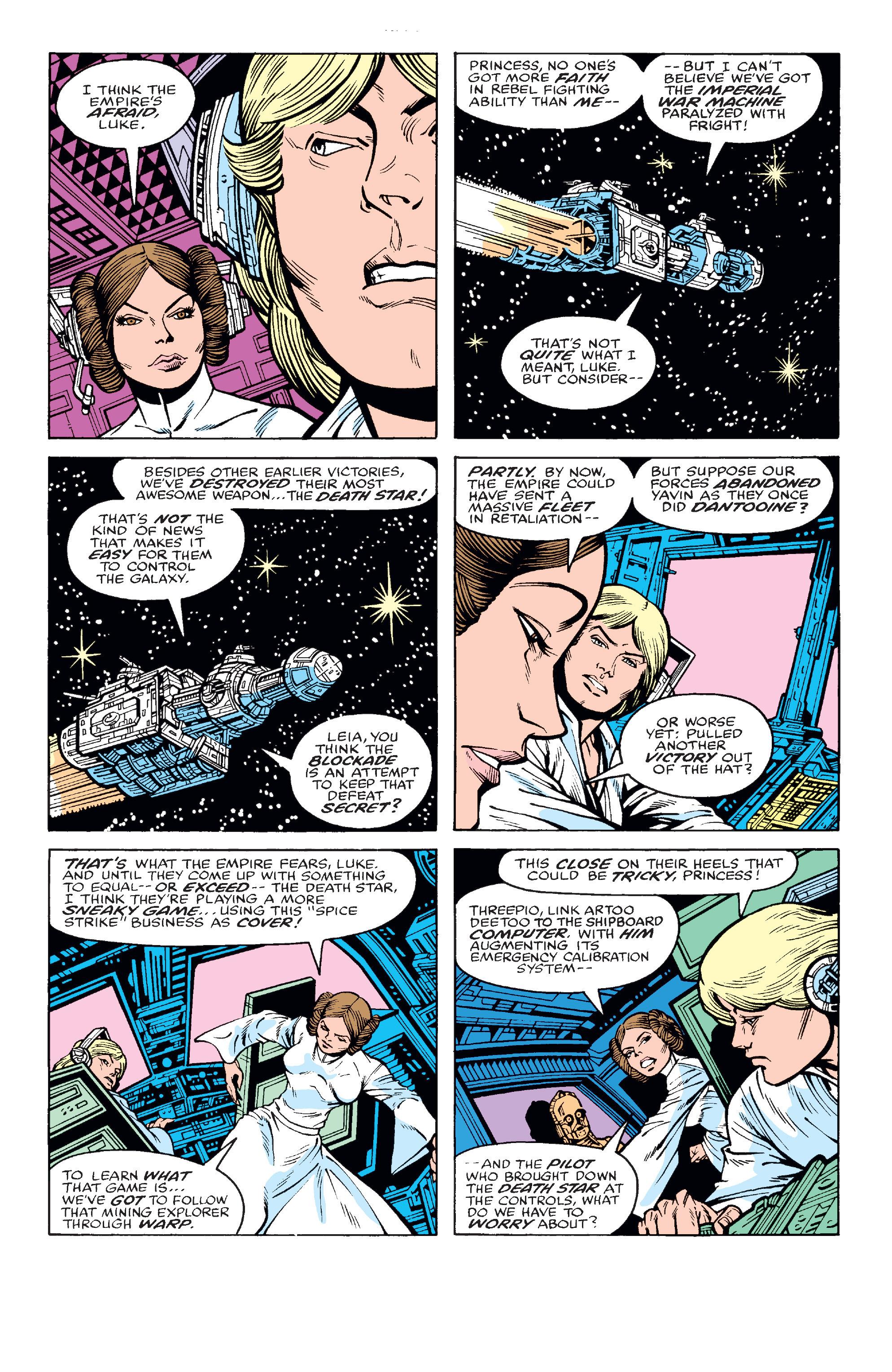 Read online Star Wars Omnibus comic -  Issue # Vol. 13 - 444
