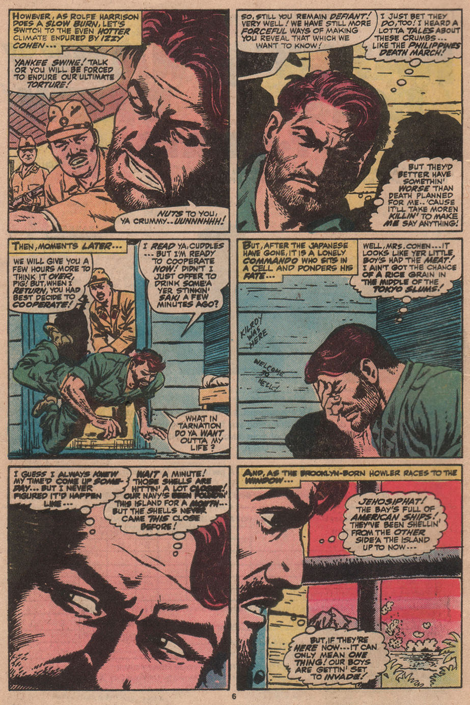 Read online Sgt. Fury comic -  Issue #145 - 8