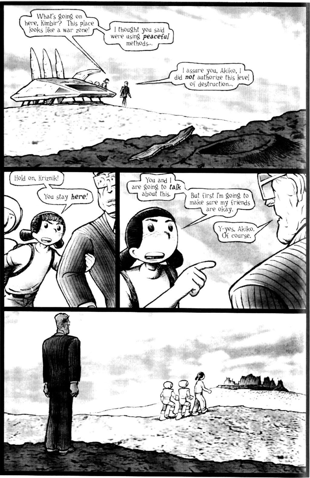 Read online Akiko comic -  Issue #Akiko _TPB 7 - 98