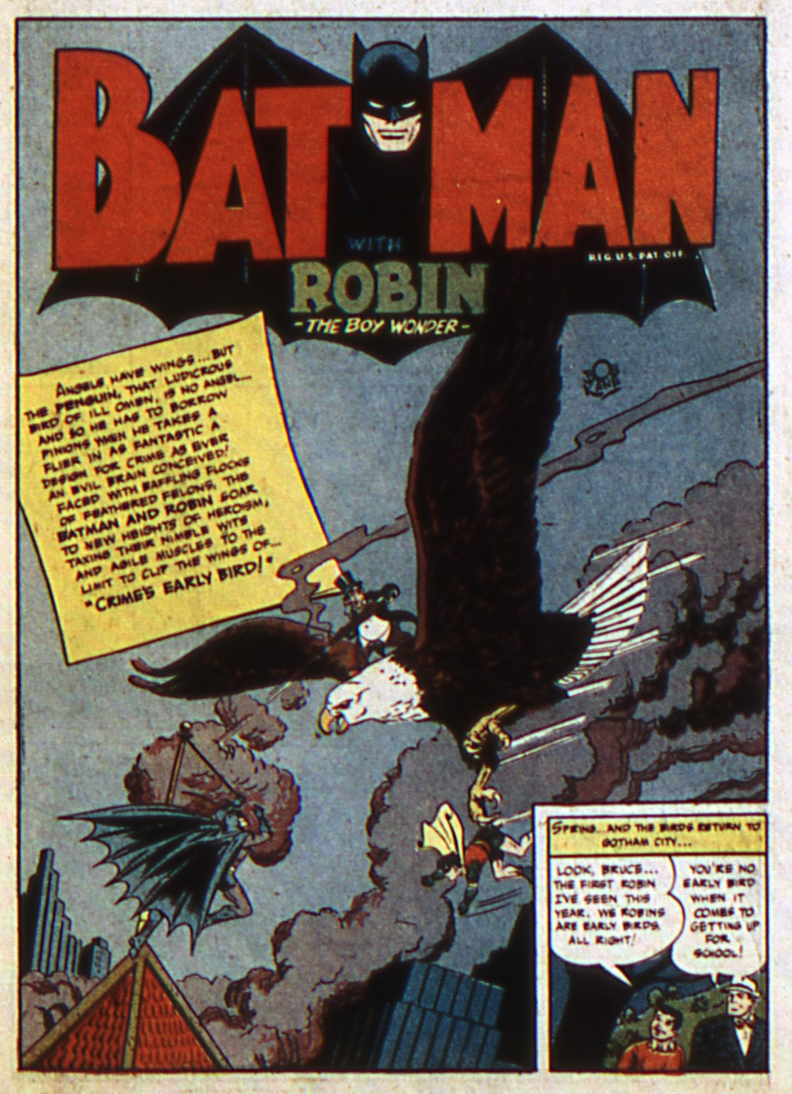 Read online Detective Comics (1937) comic -  Issue #67 - 3