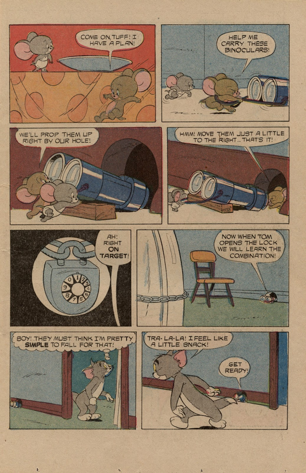 Tom and Jerry issue 268 - Page 15