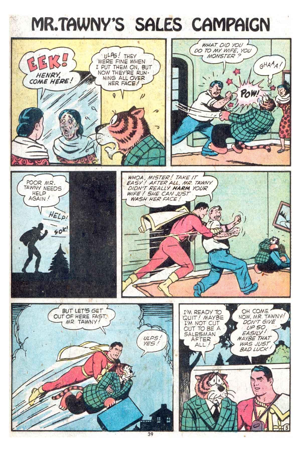 Read online Shazam! (1973) comic -  Issue #13 - 40