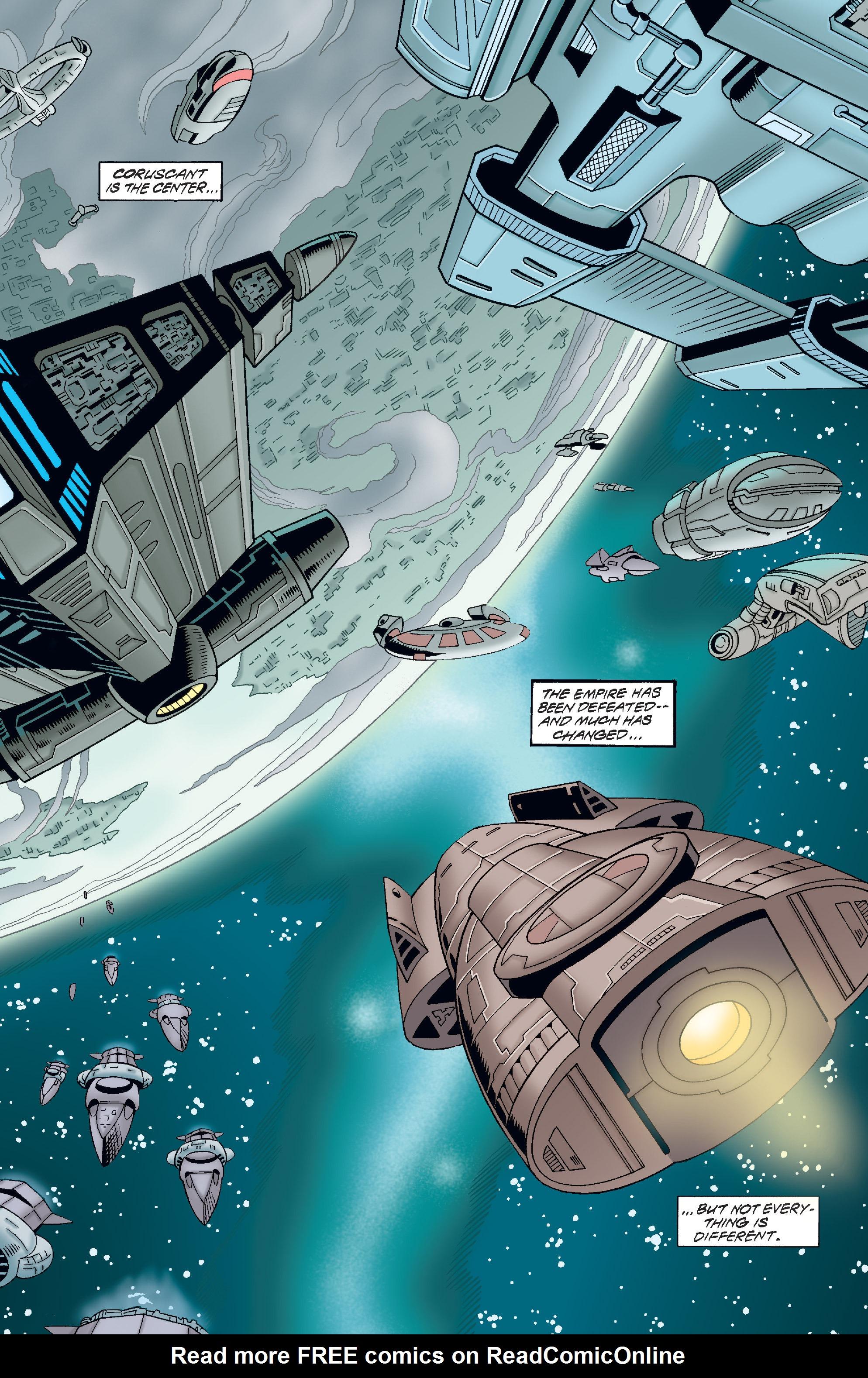 Read online Star Wars Omnibus comic -  Issue # Vol. 11 - 346