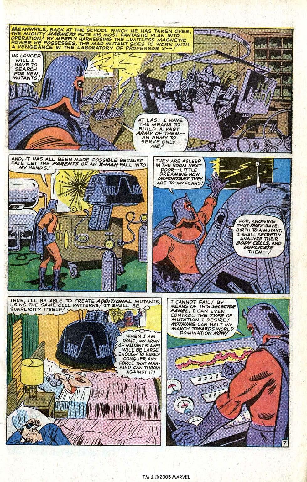 Uncanny X-Men (1963) issue 70 - Page 33