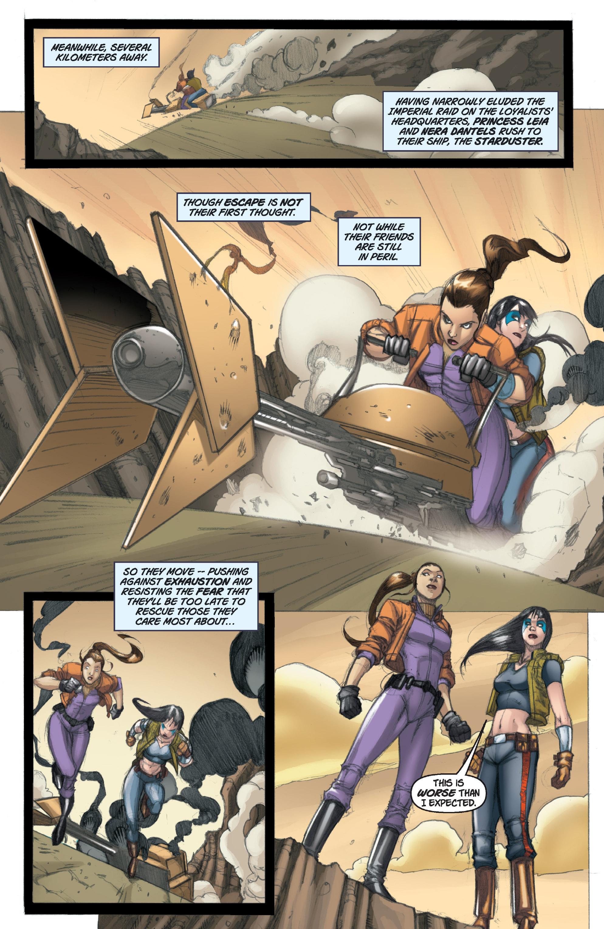 Read online Star Wars Omnibus comic -  Issue # Vol. 20 - 148