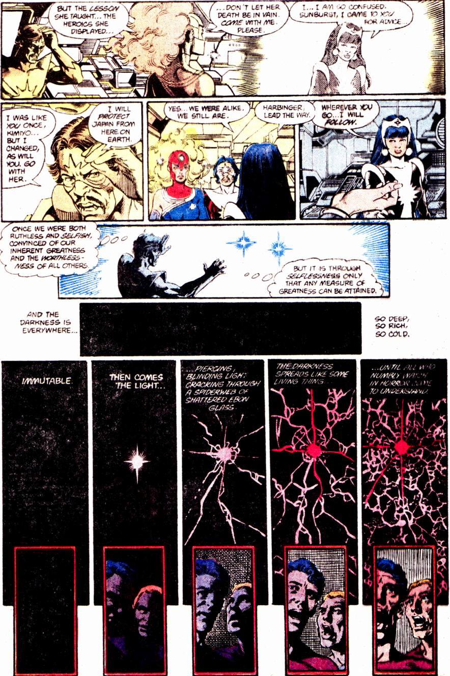 Crisis on Infinite Earths (1985) 12 Page 8