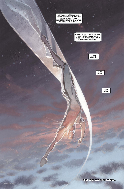 Read online Silver Surfer: Requiem comic -  Issue #1 - 24