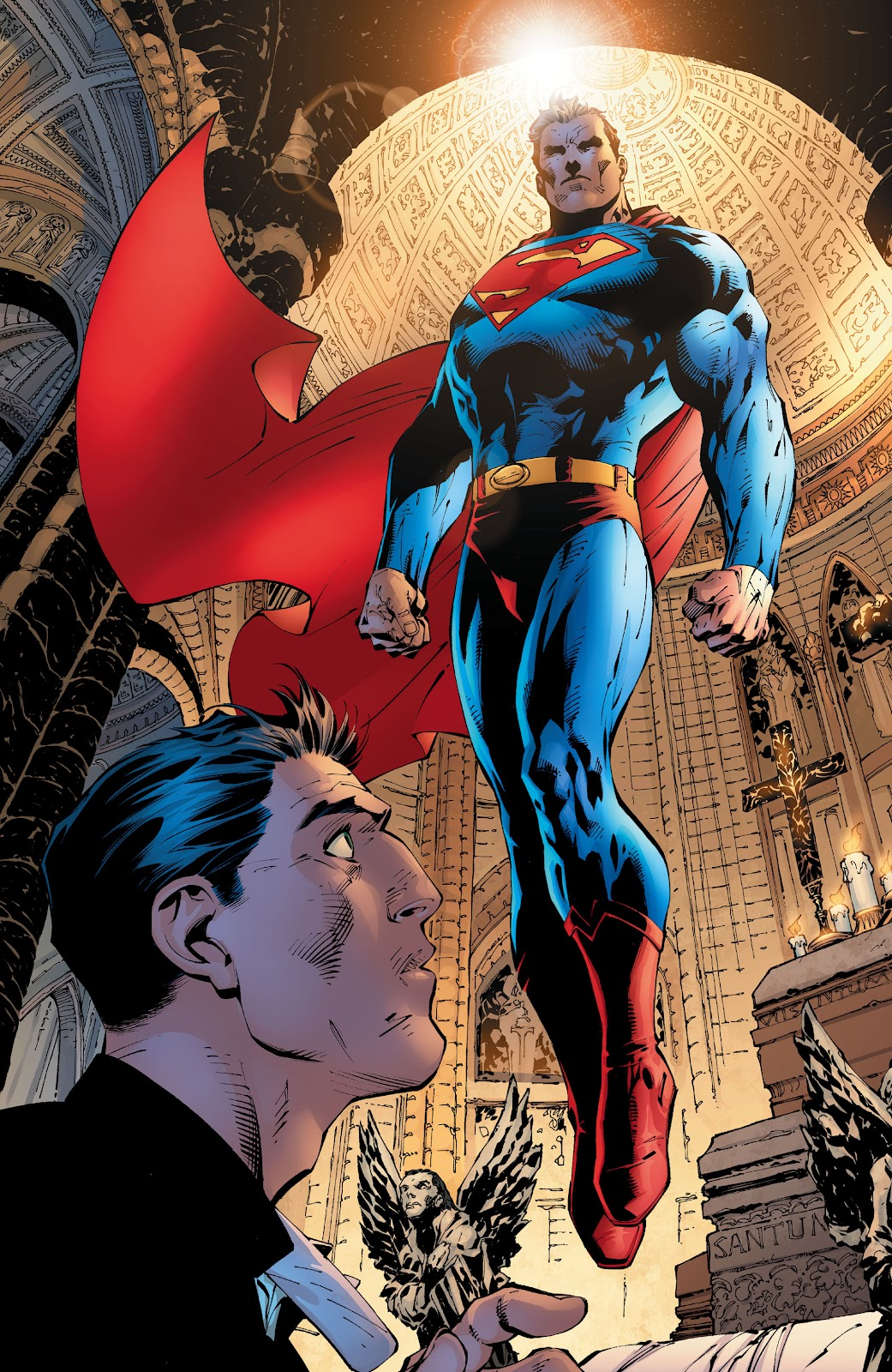 Read online Superman: For Tomorrow comic -  Issue # TPB (Part 1) - 14