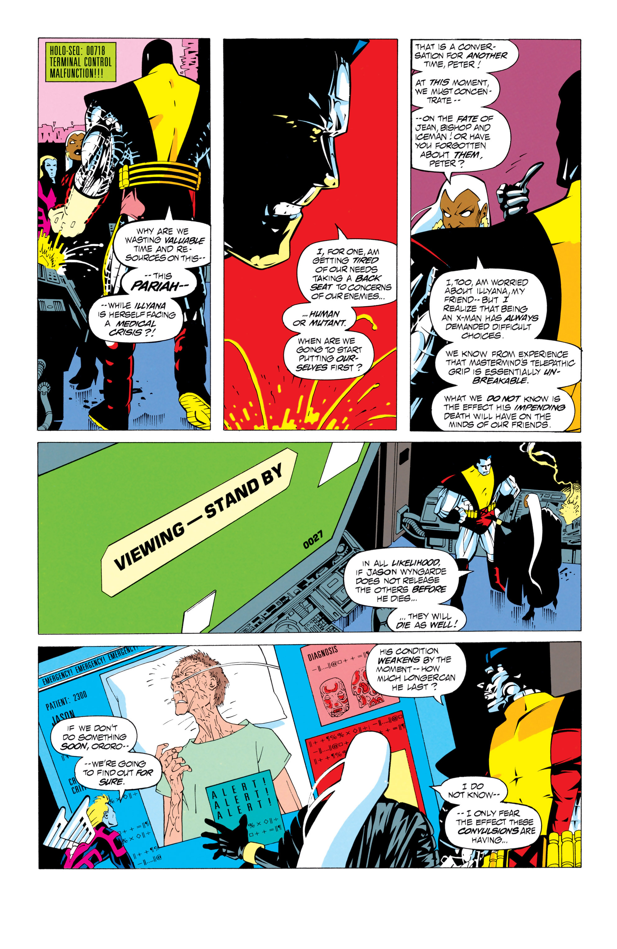 Read online Uncanny X-Men (1963) comic -  Issue # _Annual 17 - 20