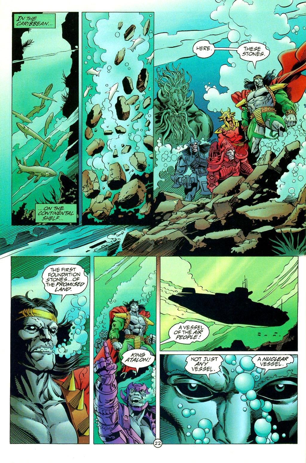 Read online UltraForce (1994) comic -  Issue #2 - 23
