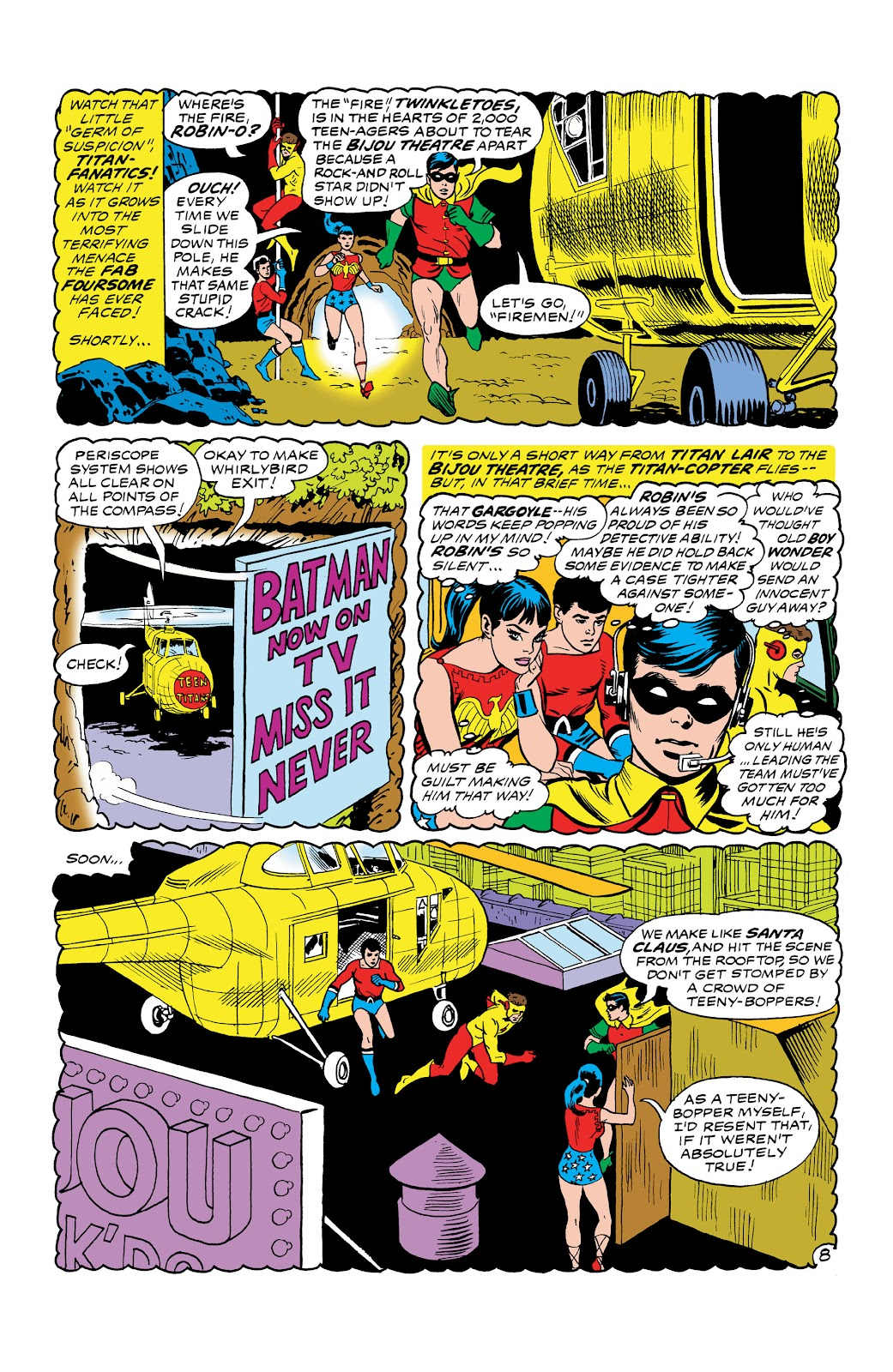 Teen Titans (1966) issue 14 - Page 9