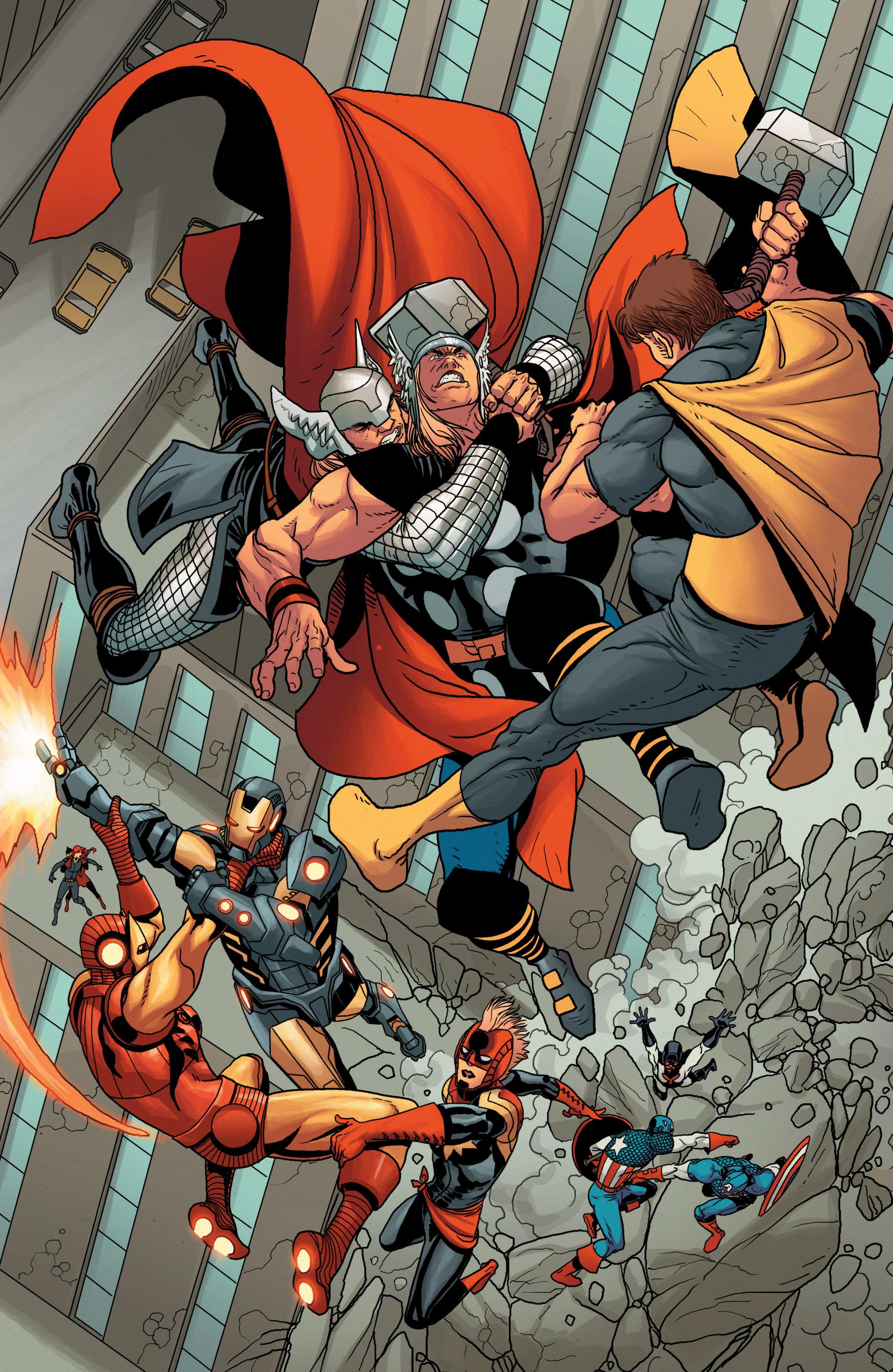 Read online Avengers (2013) comic -  Issue #Avengers (2013) _TPB 5 - 102