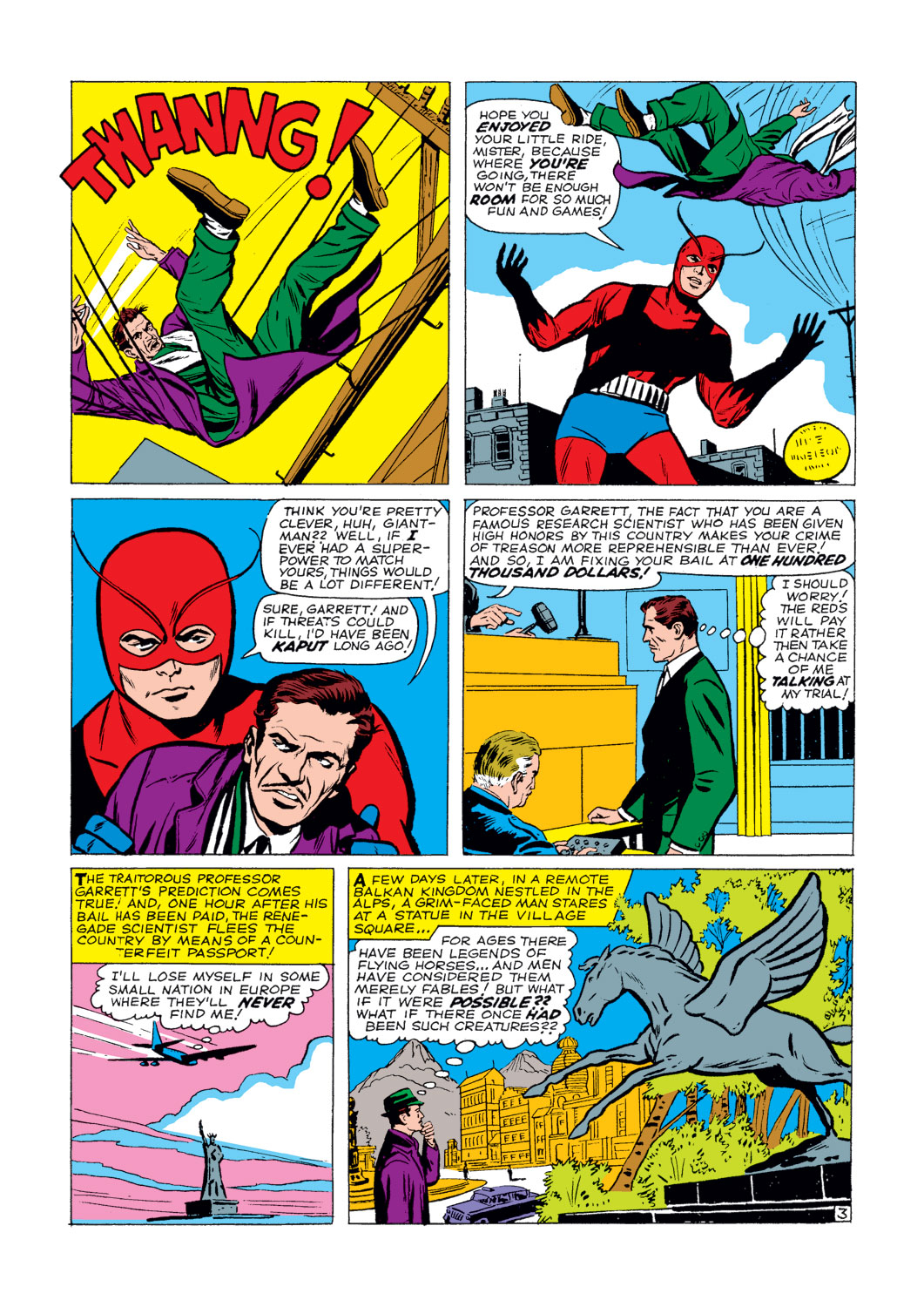 Tales to Astonish (1959) issue 52 - Page 4
