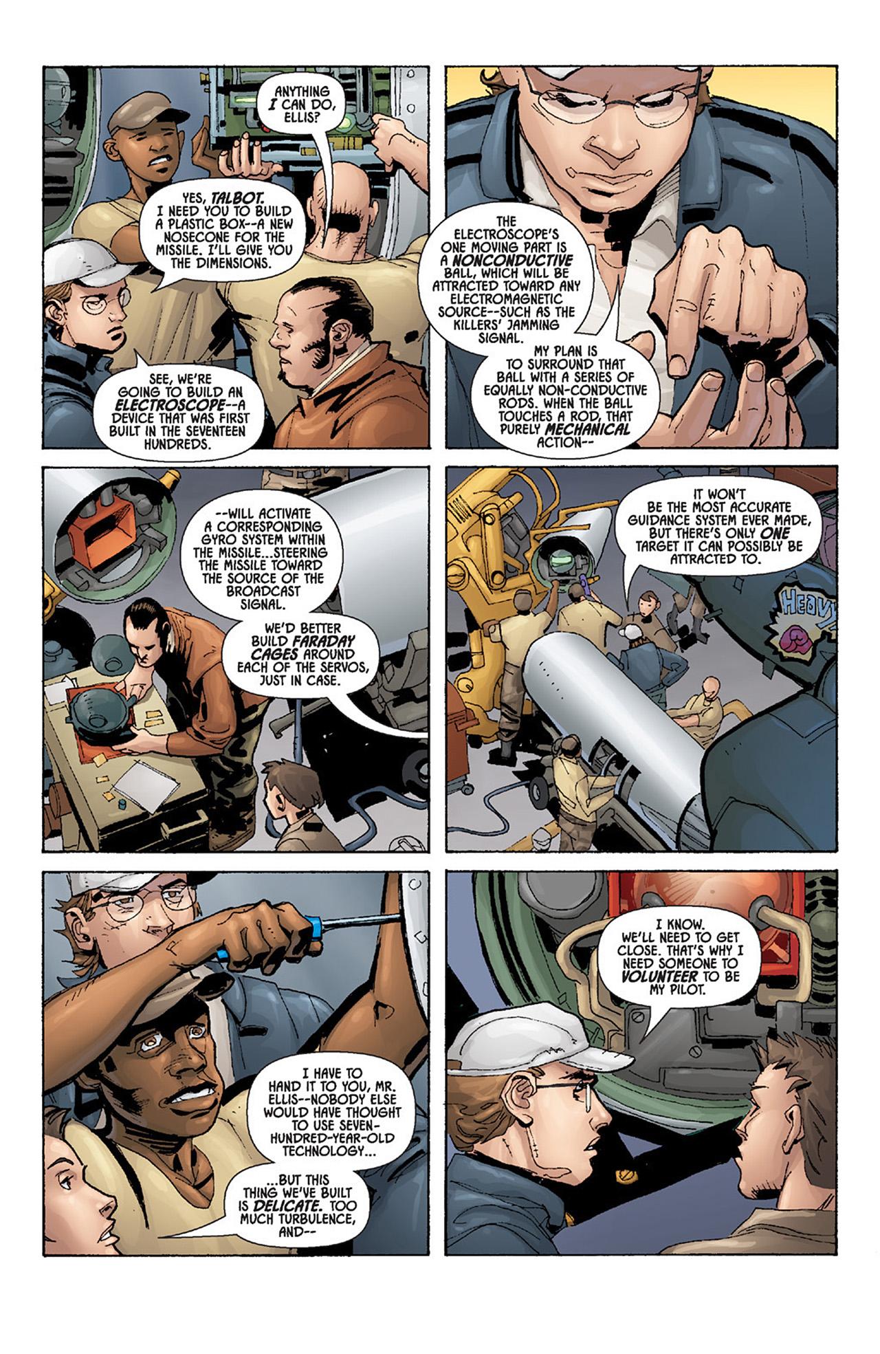 Read online Aliens vs. Predator: Three World War comic -  Issue #4 - 16