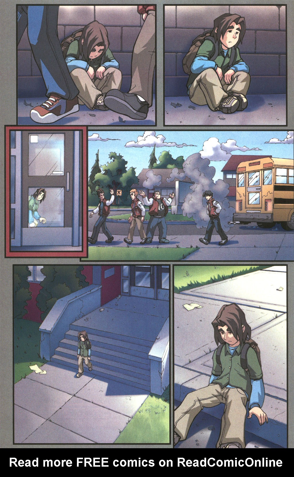 Read online Sentinel comic -  Issue #2 - 10