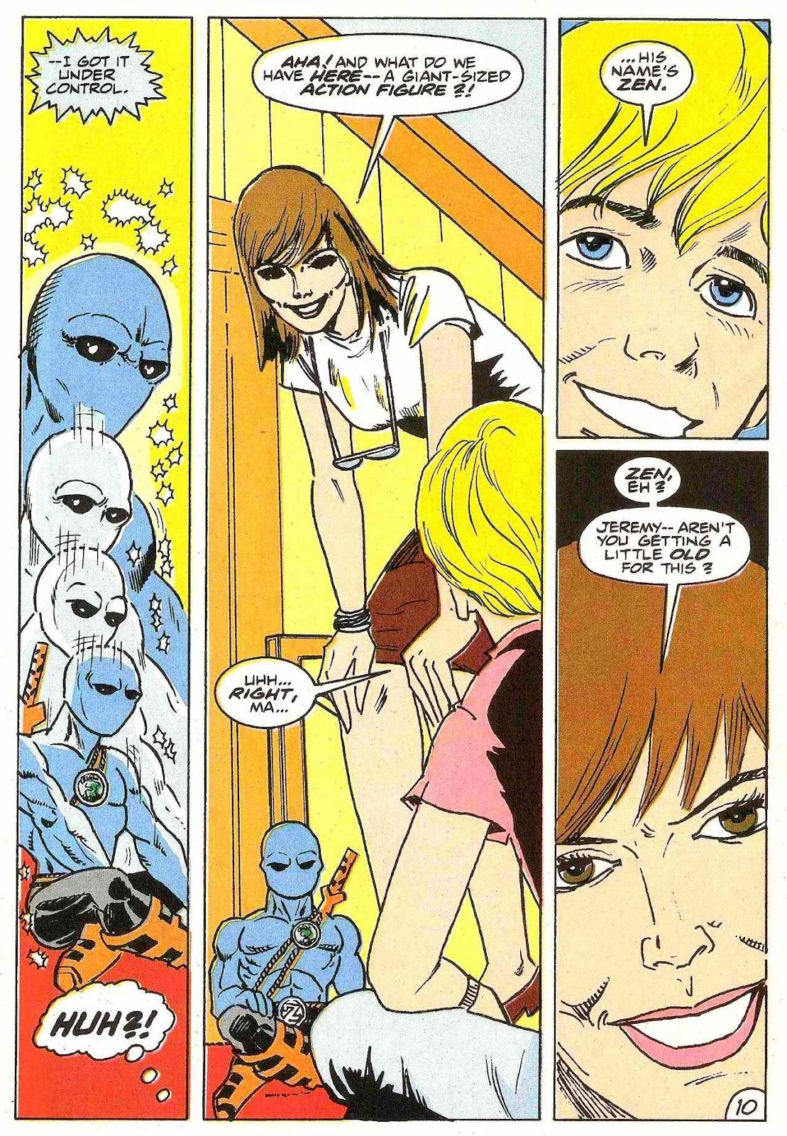 Read online Zen Intergalactic Ninja (1992) comic -  Issue #2 - 10