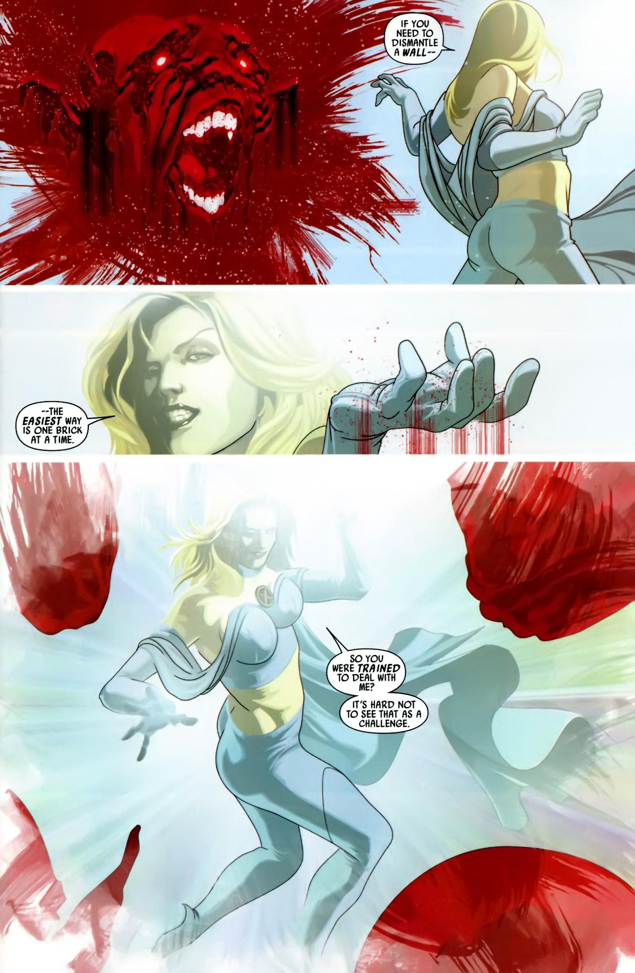 Read online Secret Invasion: X-Men comic -  Issue #3 - 8