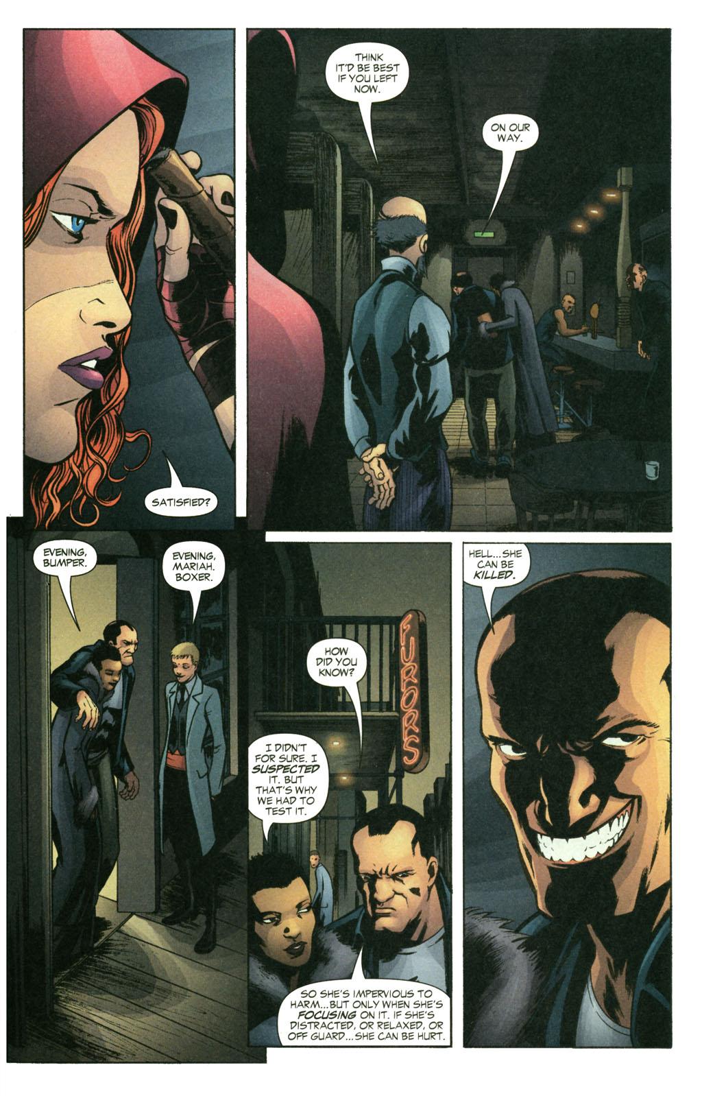Read online Fallen Angel (2003) comic -  Issue #14 - 17