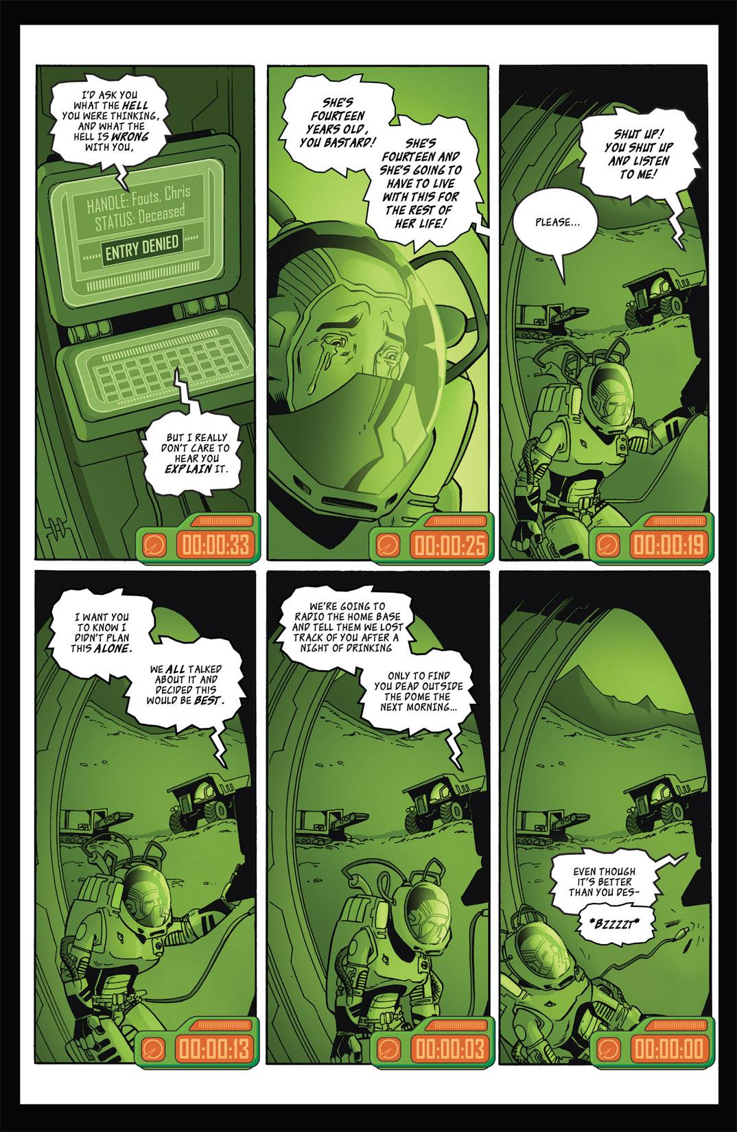 Read online Nightmare World comic -  Issue # Vol. 1 Thirteen Tales of Terror - 97