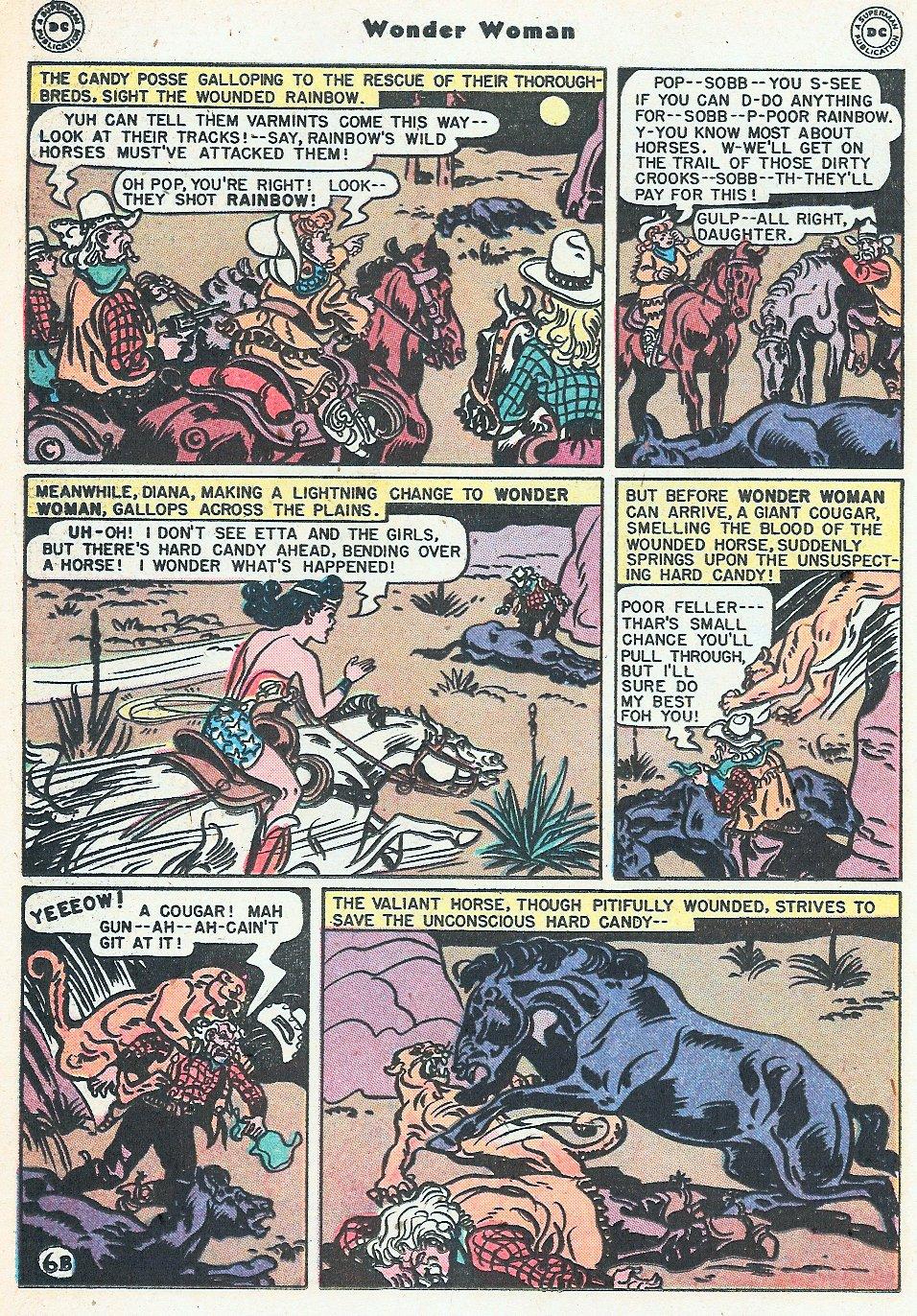 Read online Wonder Woman (1942) comic -  Issue #27 - 26