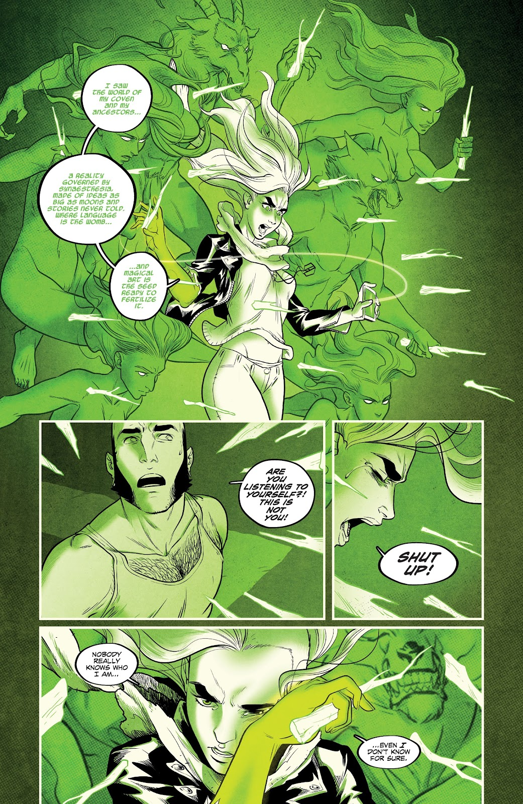 Read online Nomen Omen comic -  Issue #6 - 13